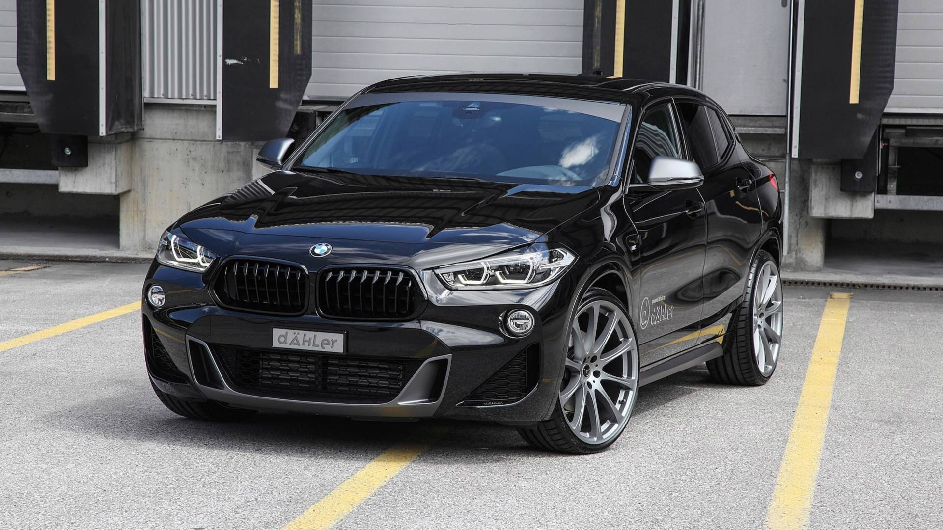 BMW X2 by Dahler (3)