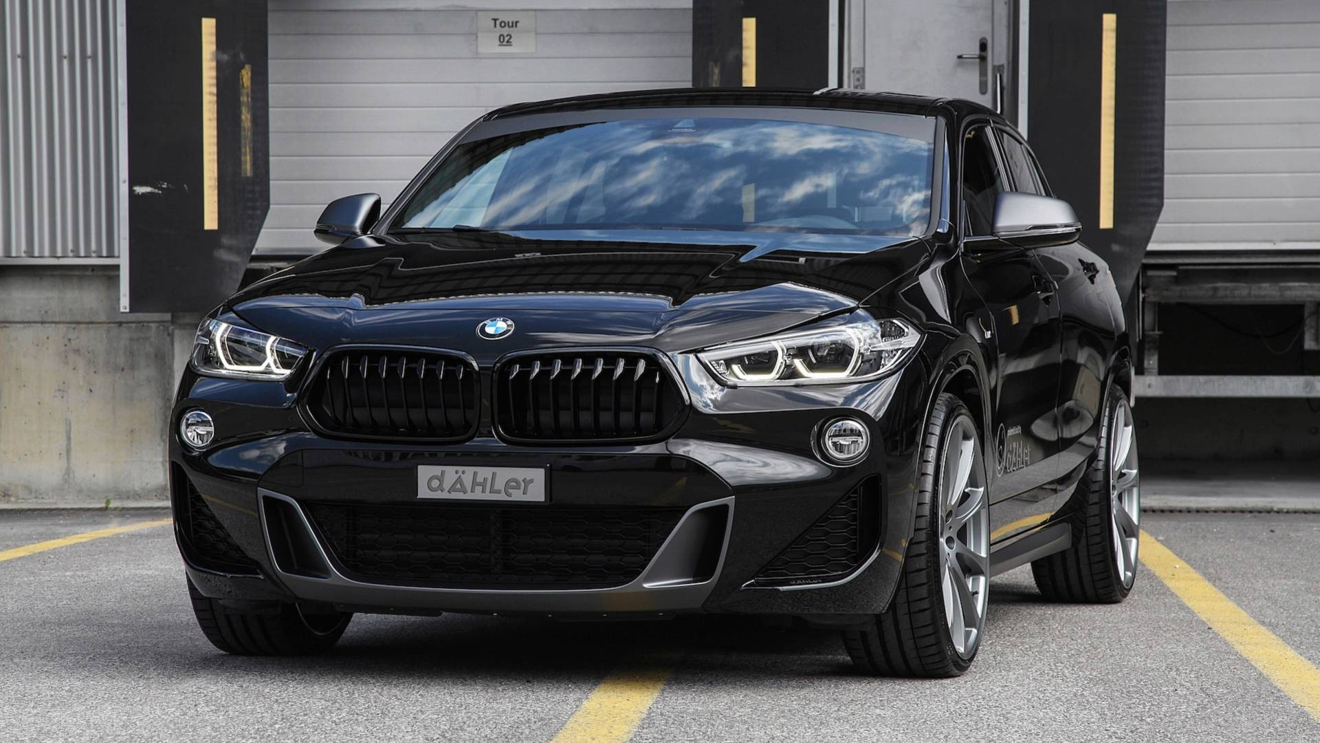 BMW X2 by Dahler (7)