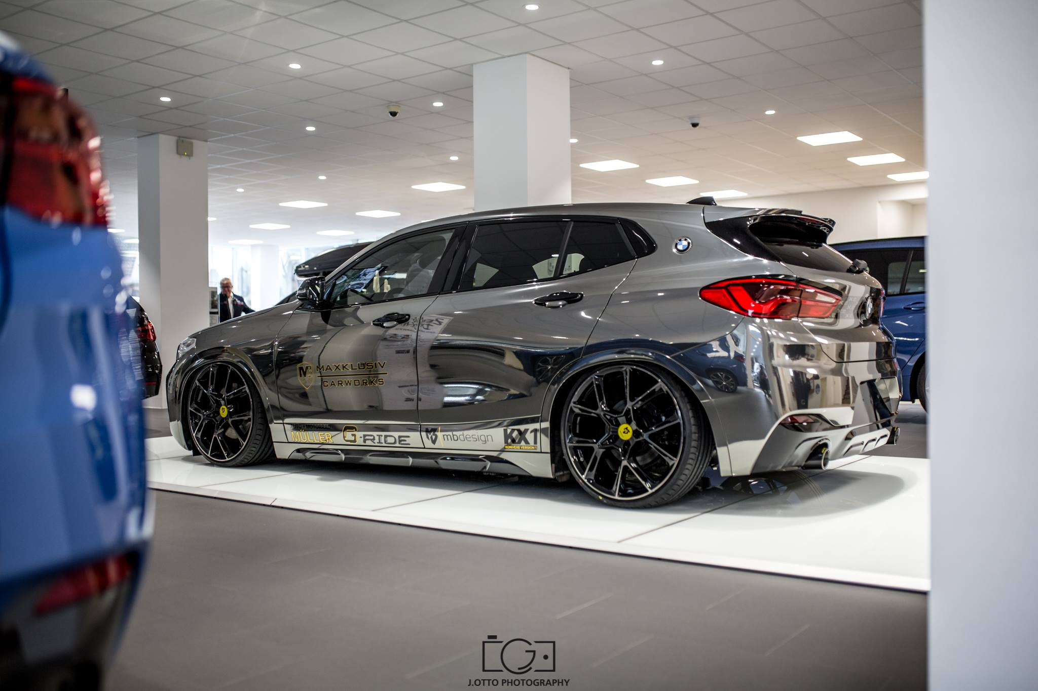 BMW X2 by mbDESIGN and Maxklusiv (1)