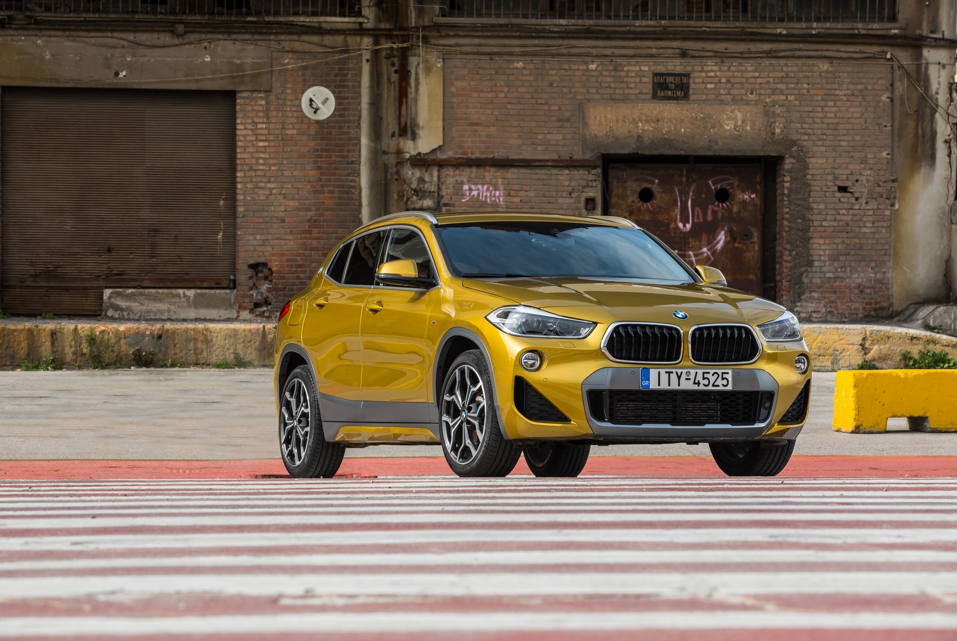BMW X2 Greek 2018 (1)