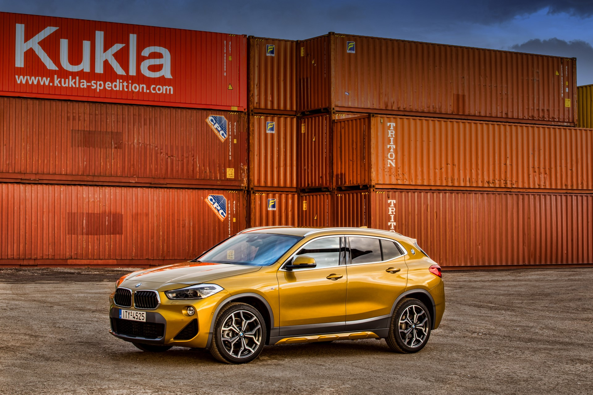BMW X2 Greek 2018 (2)