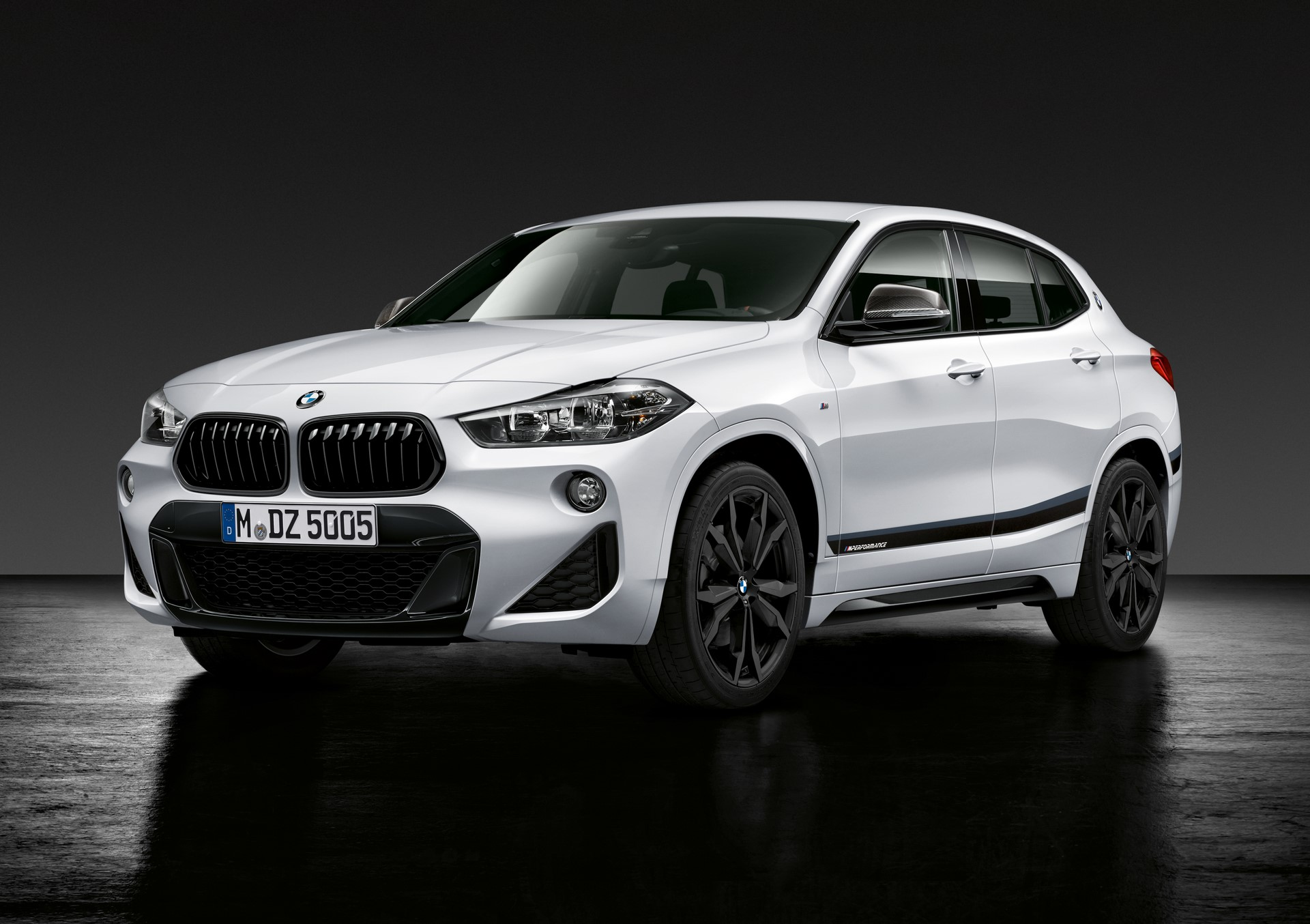 BMW X2, X3, X4 M Performance Parts (1)