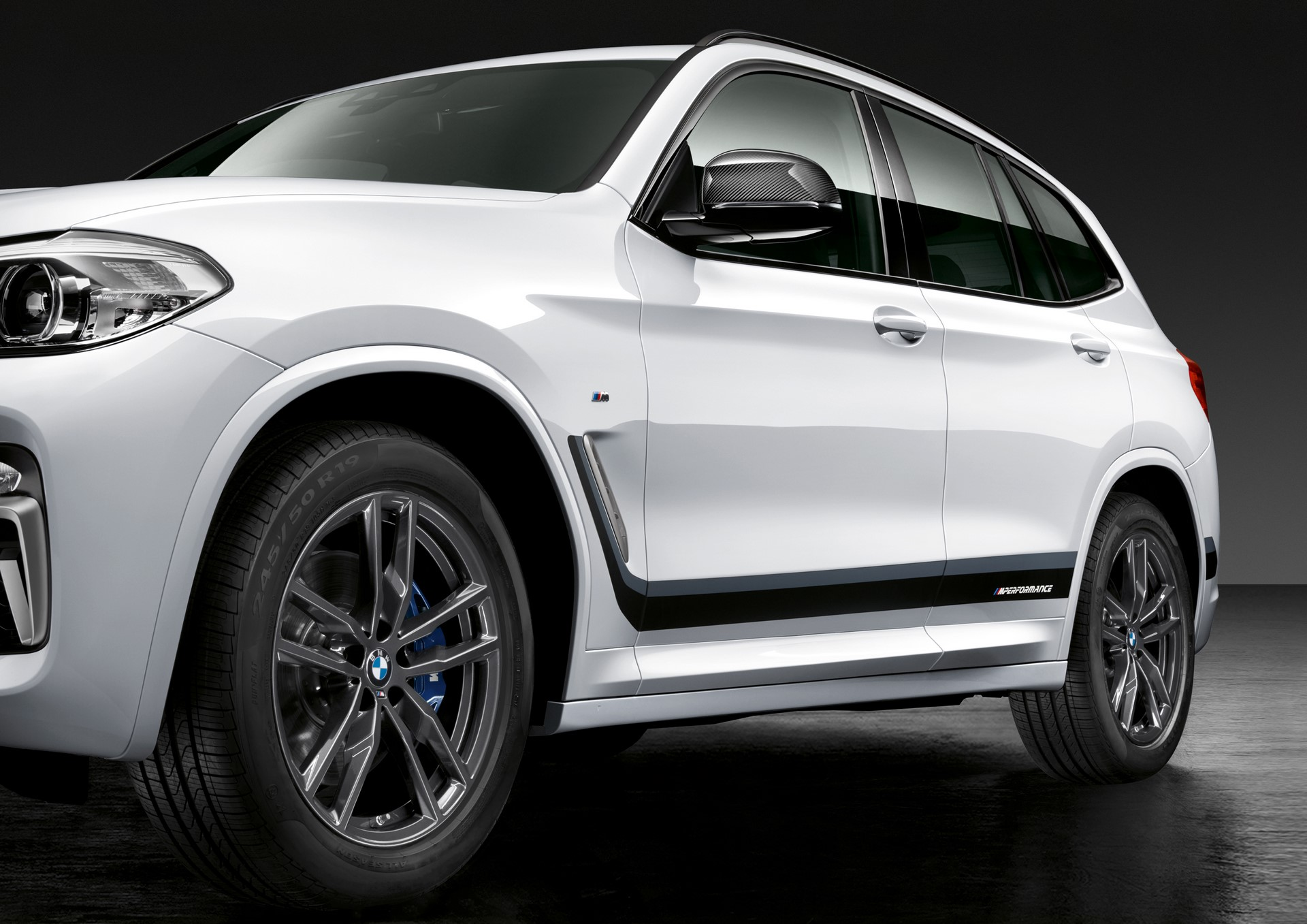 BMW X2, X3, X4 M Performance Parts (10)