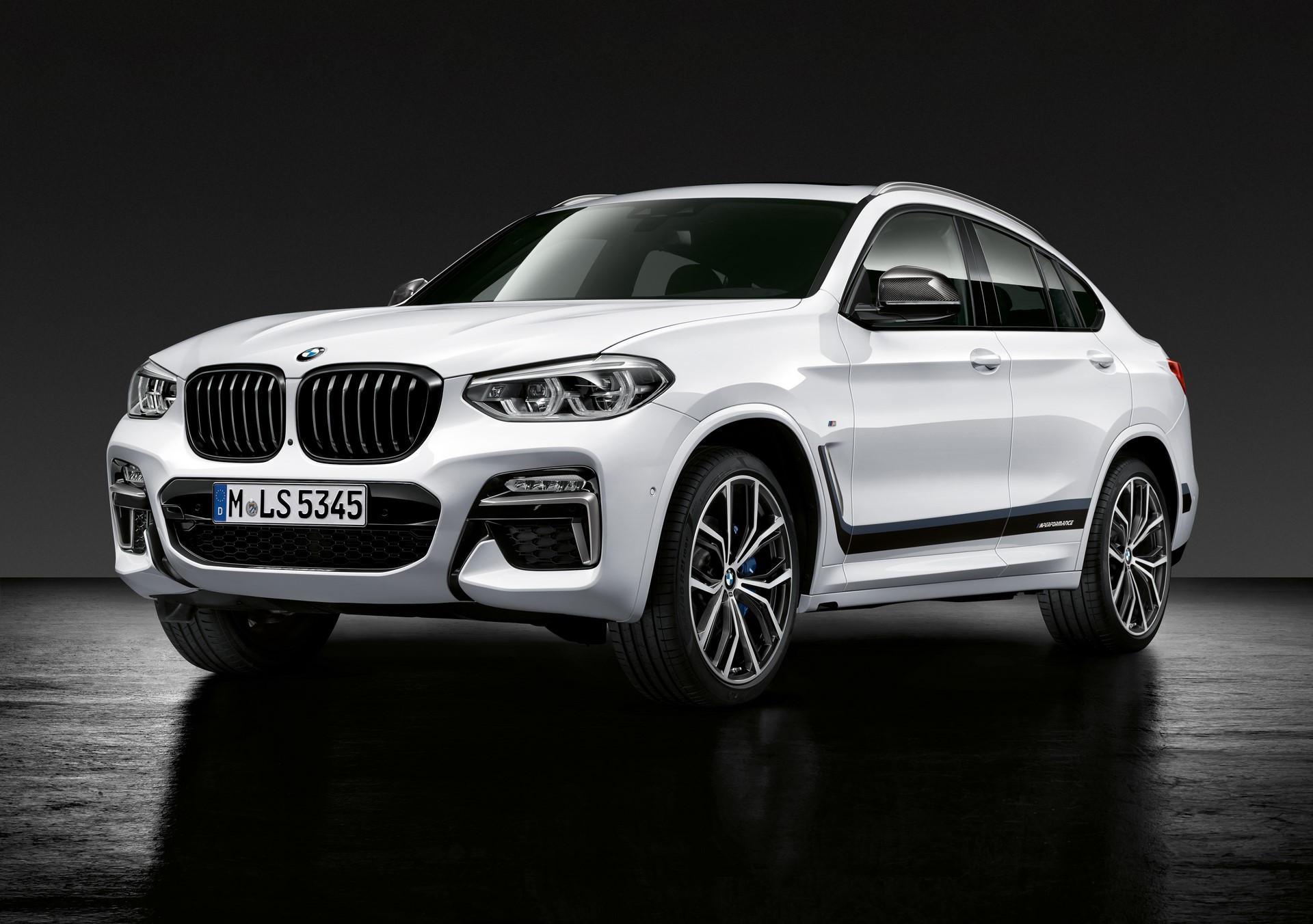BMW X2, X3, X4 M Performance Parts (12)