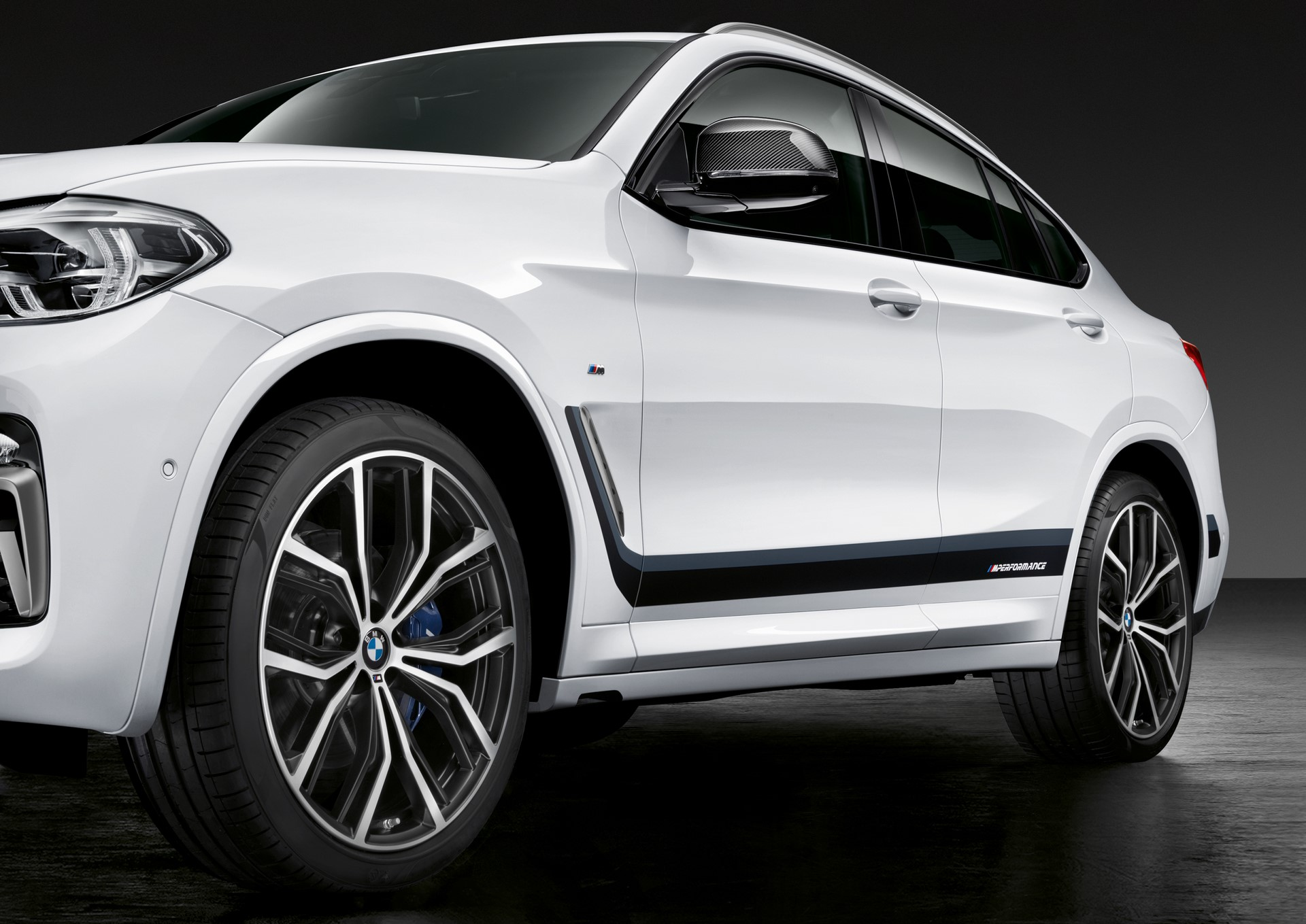 BMW X2, X3, X4 M Performance Parts (13)