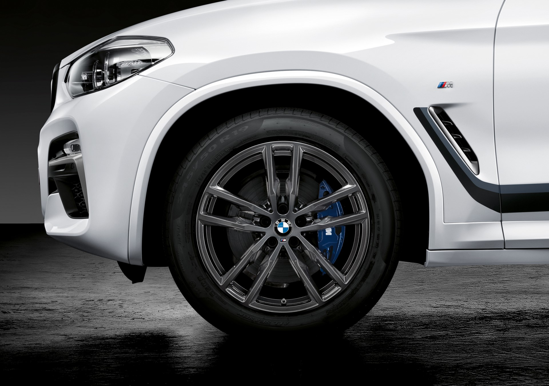 BMW X2, X3, X4 M Performance Parts (15)