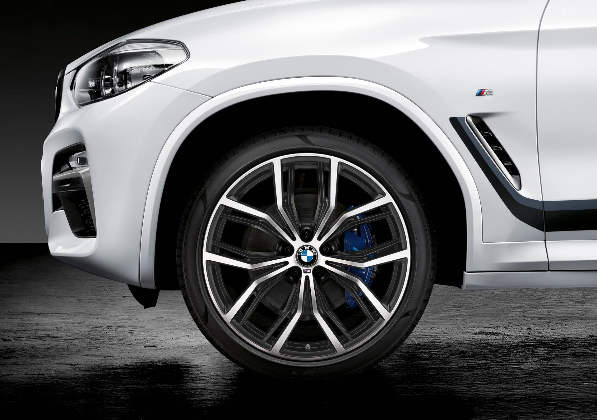 BMW X2, X3, X4 M Performance Parts (18)
