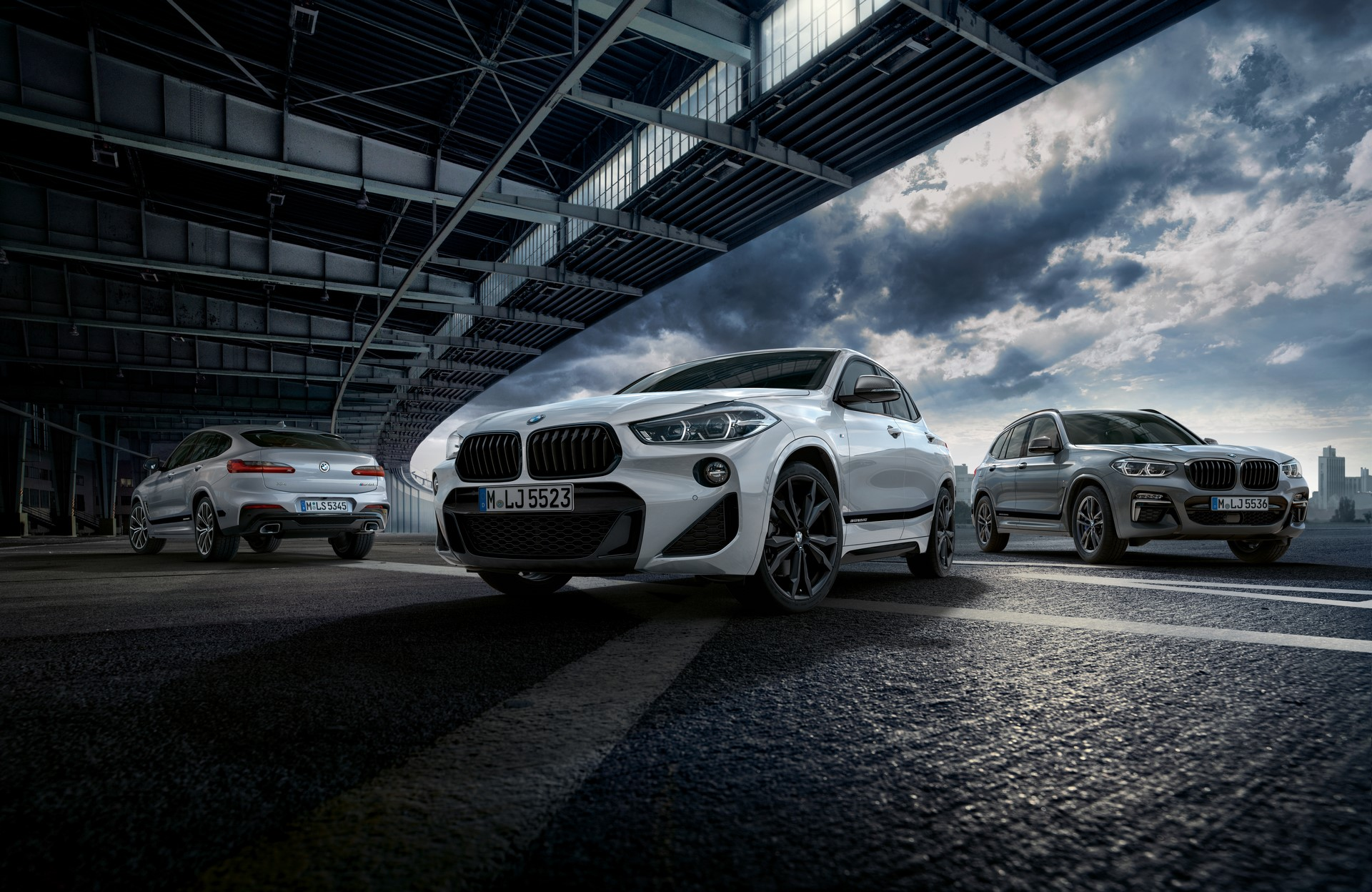 BMW X2, X3, X4 M Performance Parts (19)