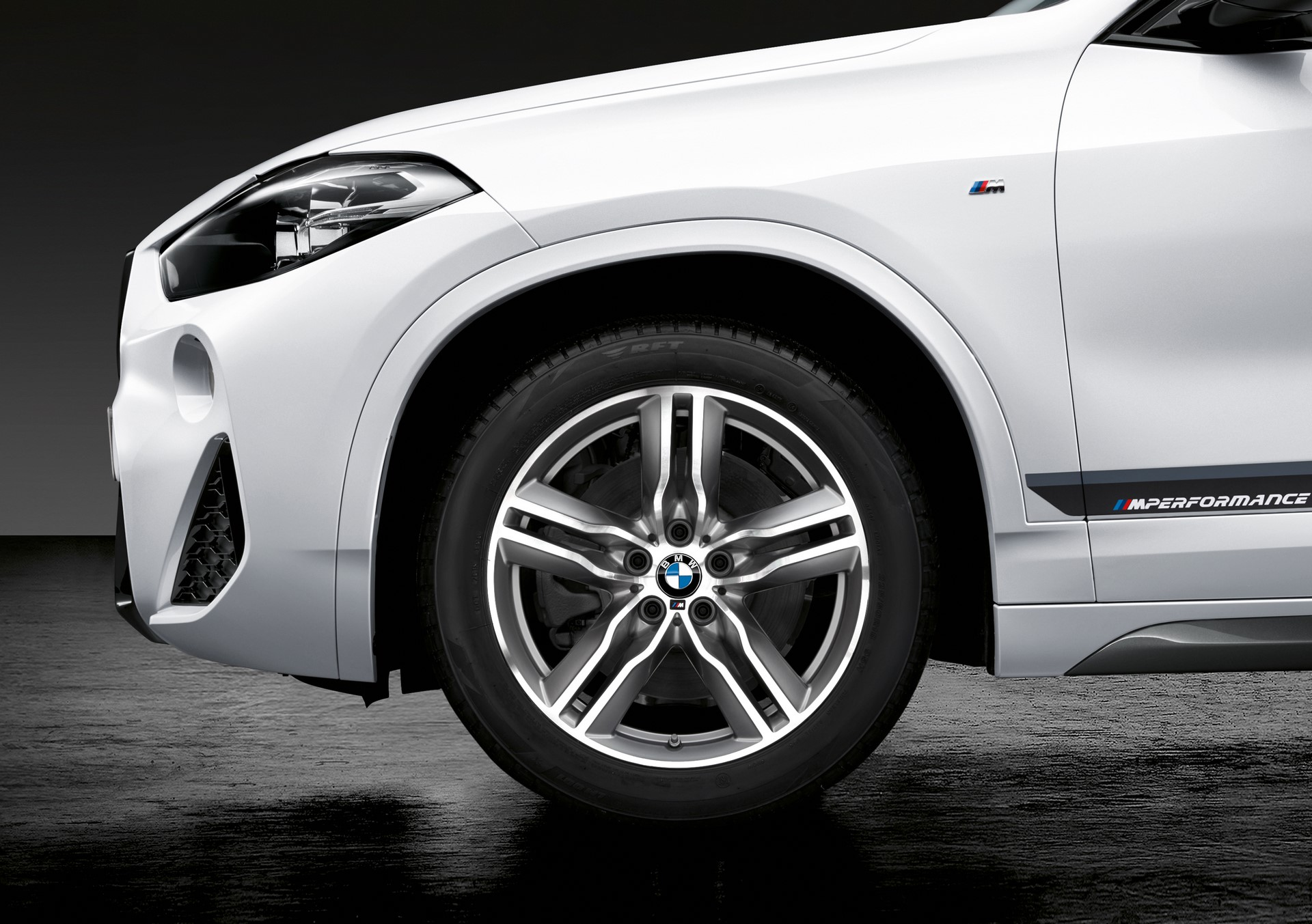 BMW X2, X3, X4 M Performance Parts (2)