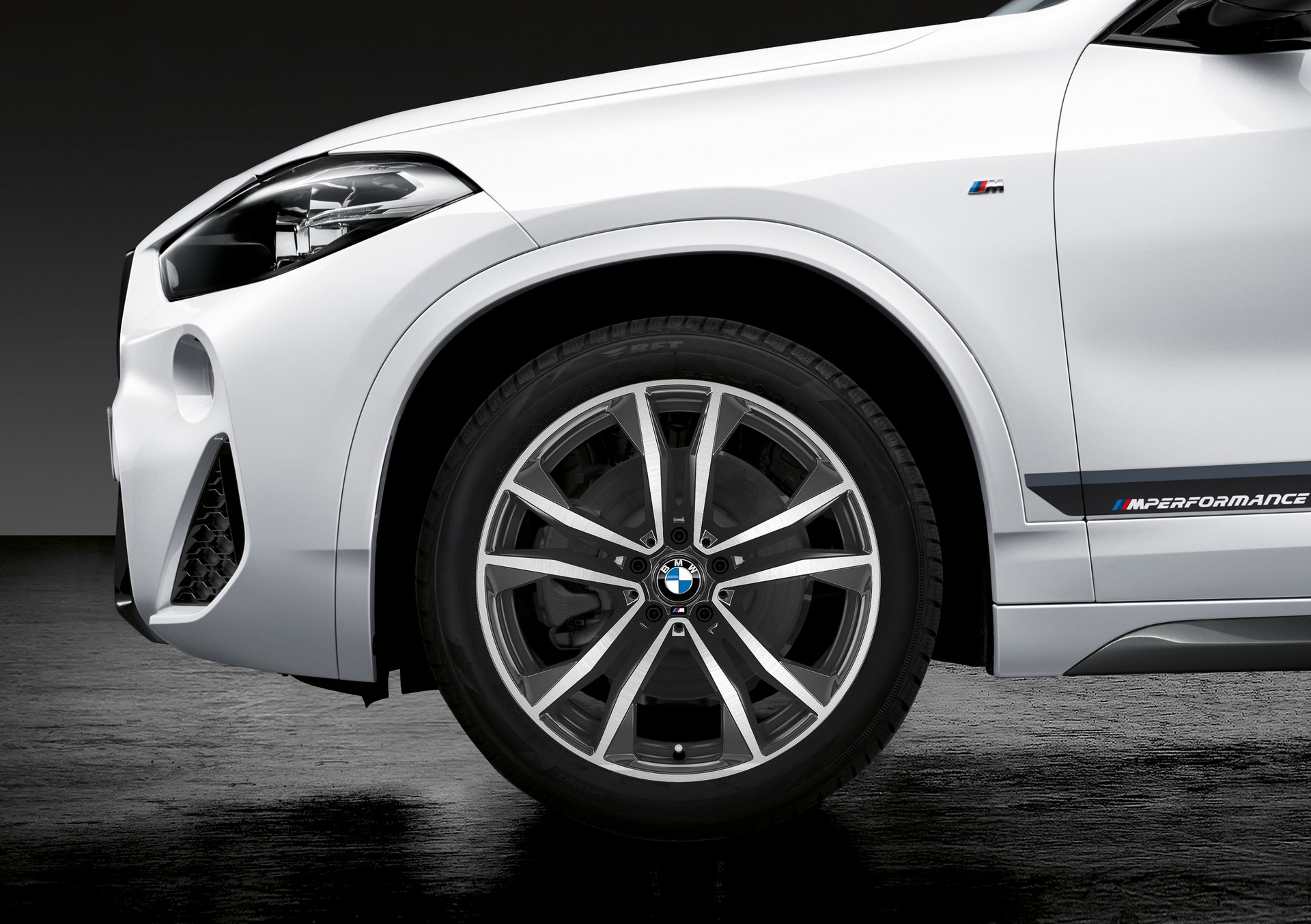 BMW X2, X3, X4 M Performance Parts (3)
