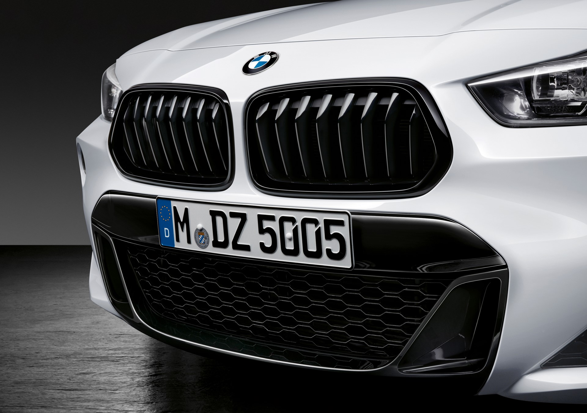 BMW X2, X3, X4 M Performance Parts (6)