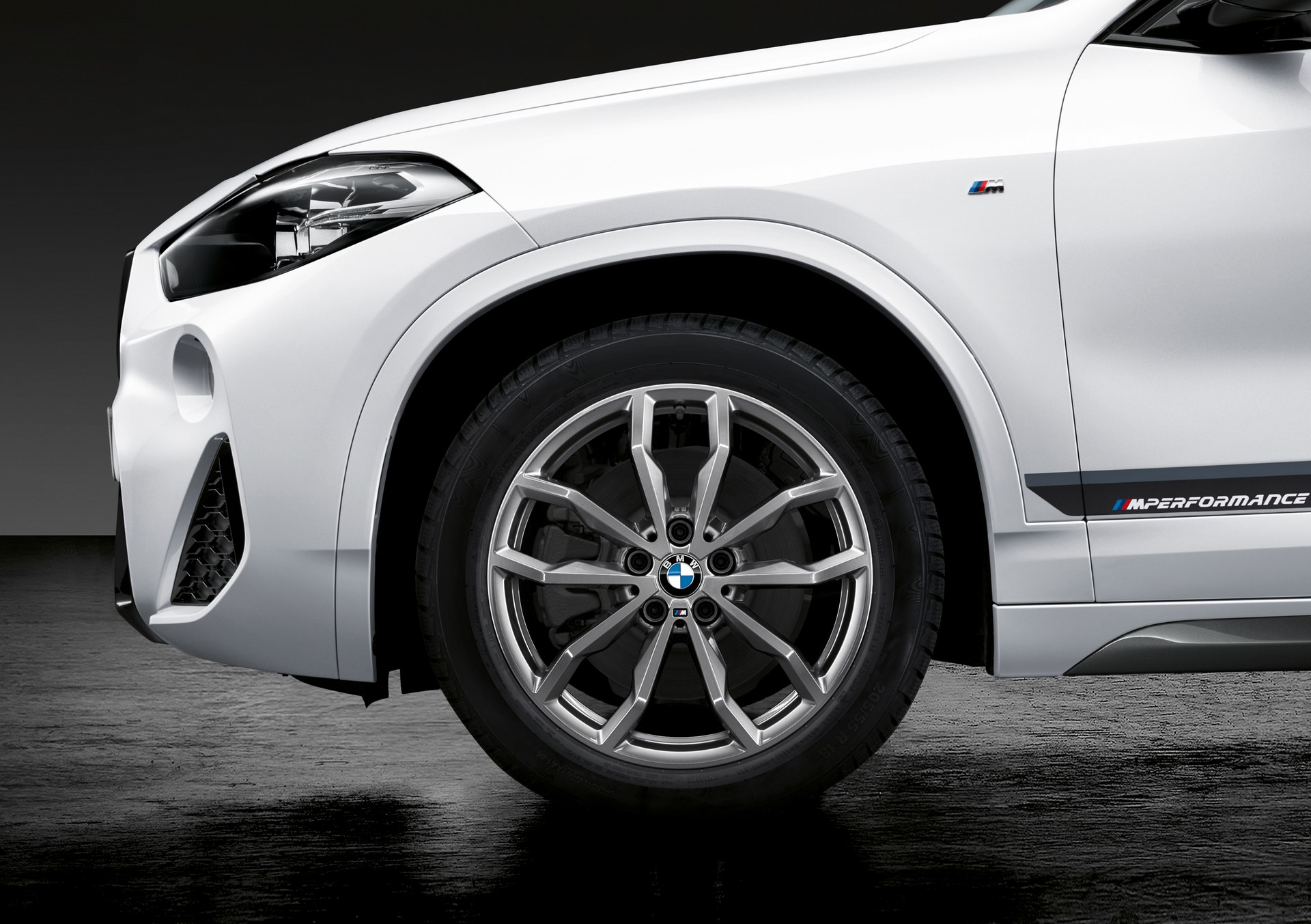 BMW X2, X3, X4 M Performance Parts (8)