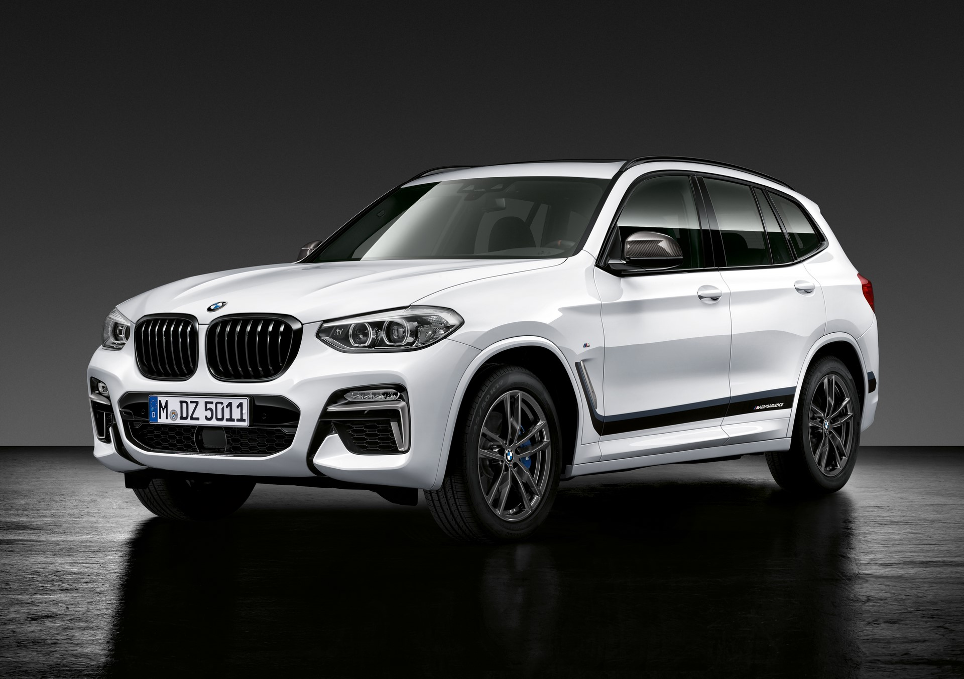 BMW X2, X3, X4 M Performance Parts (9)