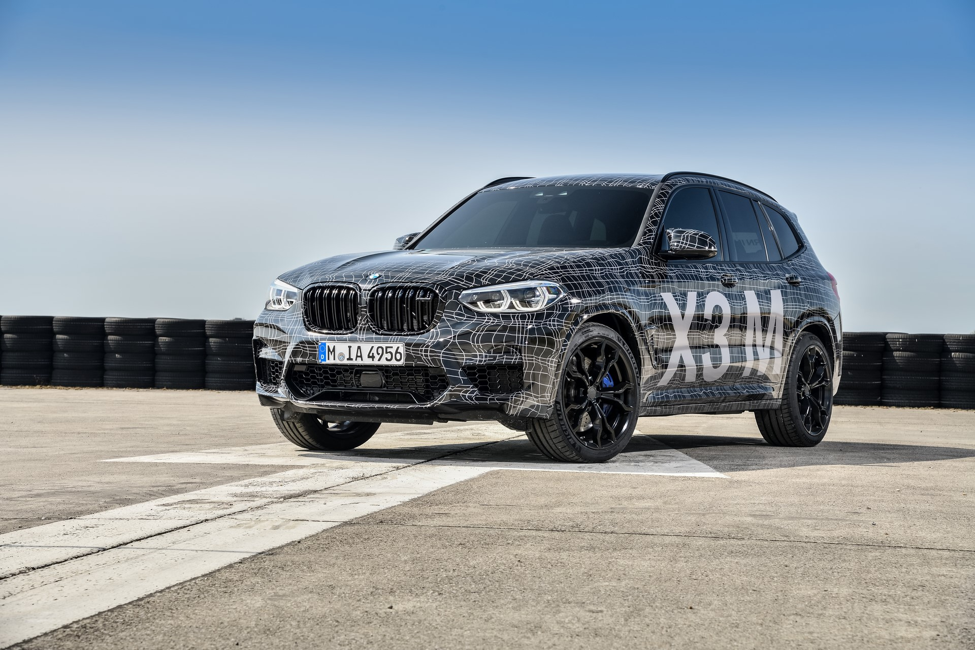 BMW X3 M and BMW X4 M at Nurburgring (10)