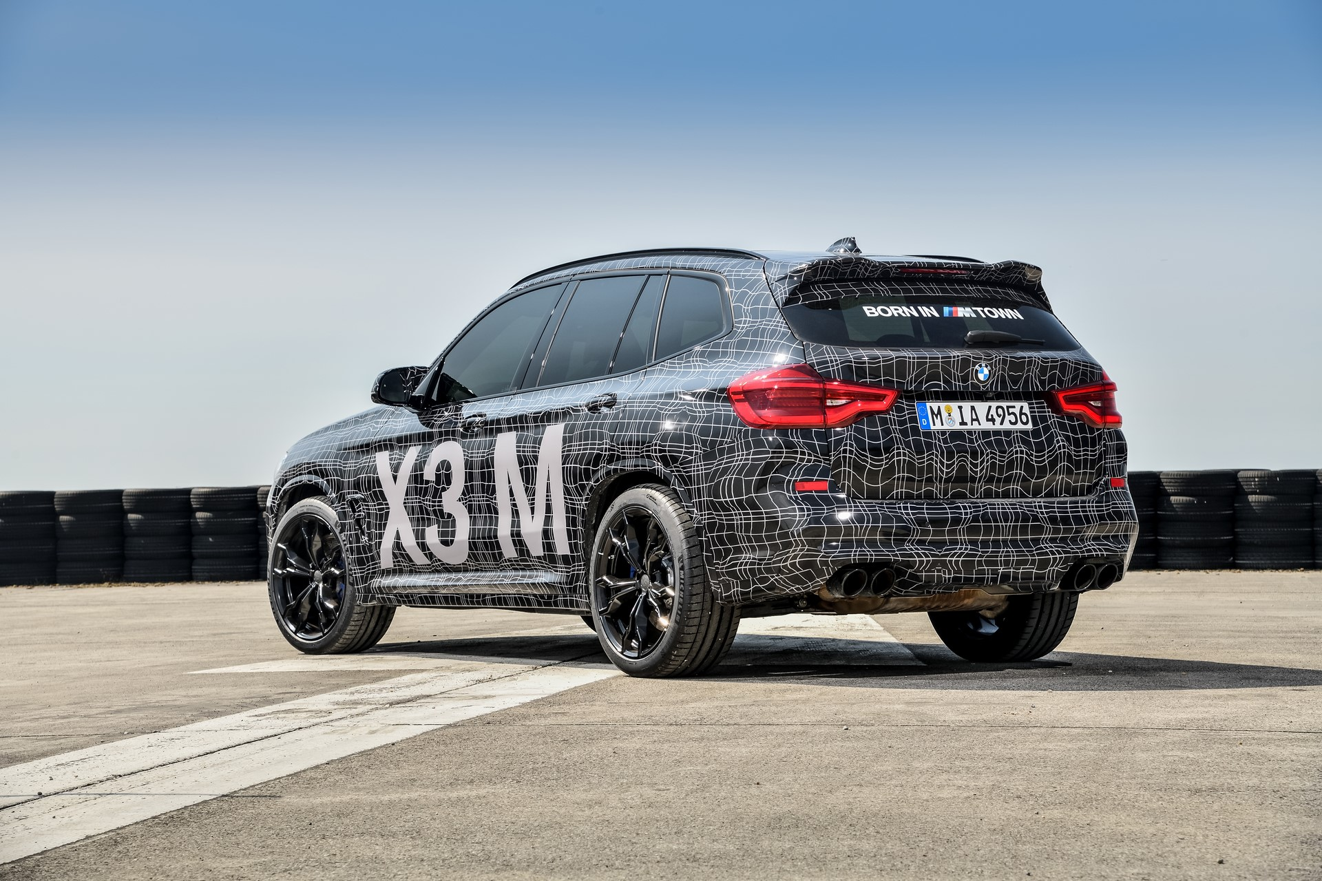 BMW X3 M and BMW X4 M at Nurburgring (11)