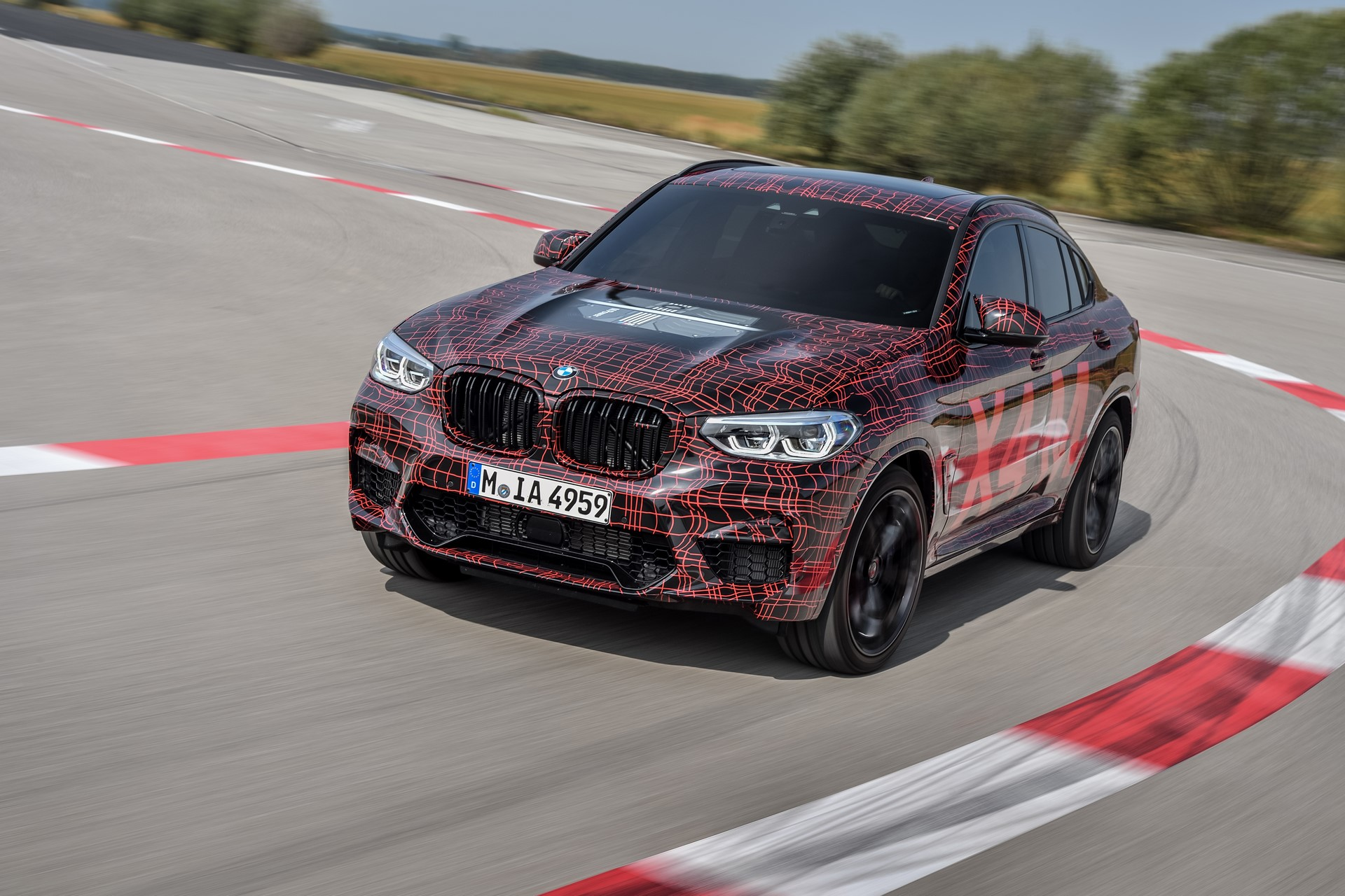 BMW X3 M and BMW X4 M at Nurburgring (15)
