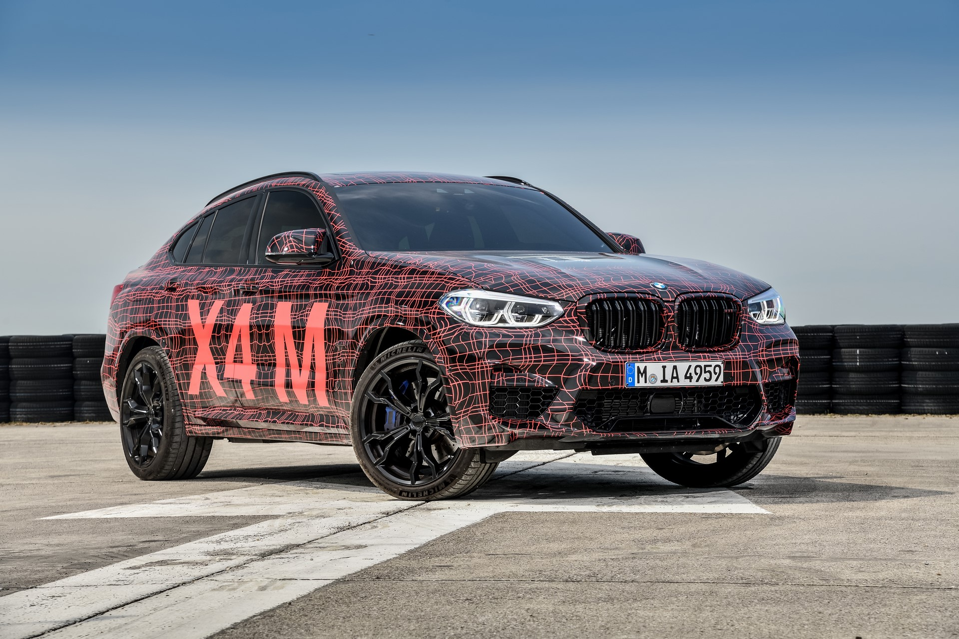 BMW X3 M and BMW X4 M at Nurburgring (18)