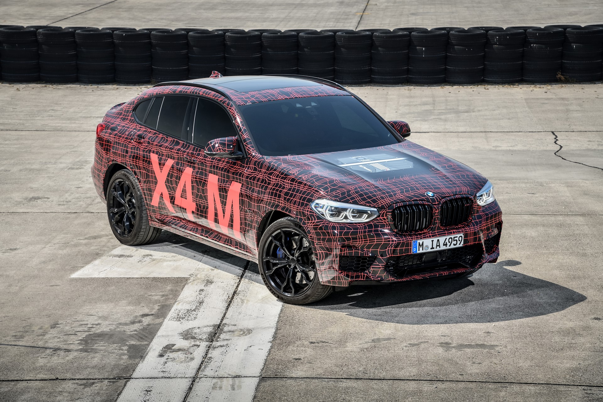 BMW X3 M and BMW X4 M at Nurburgring (20)