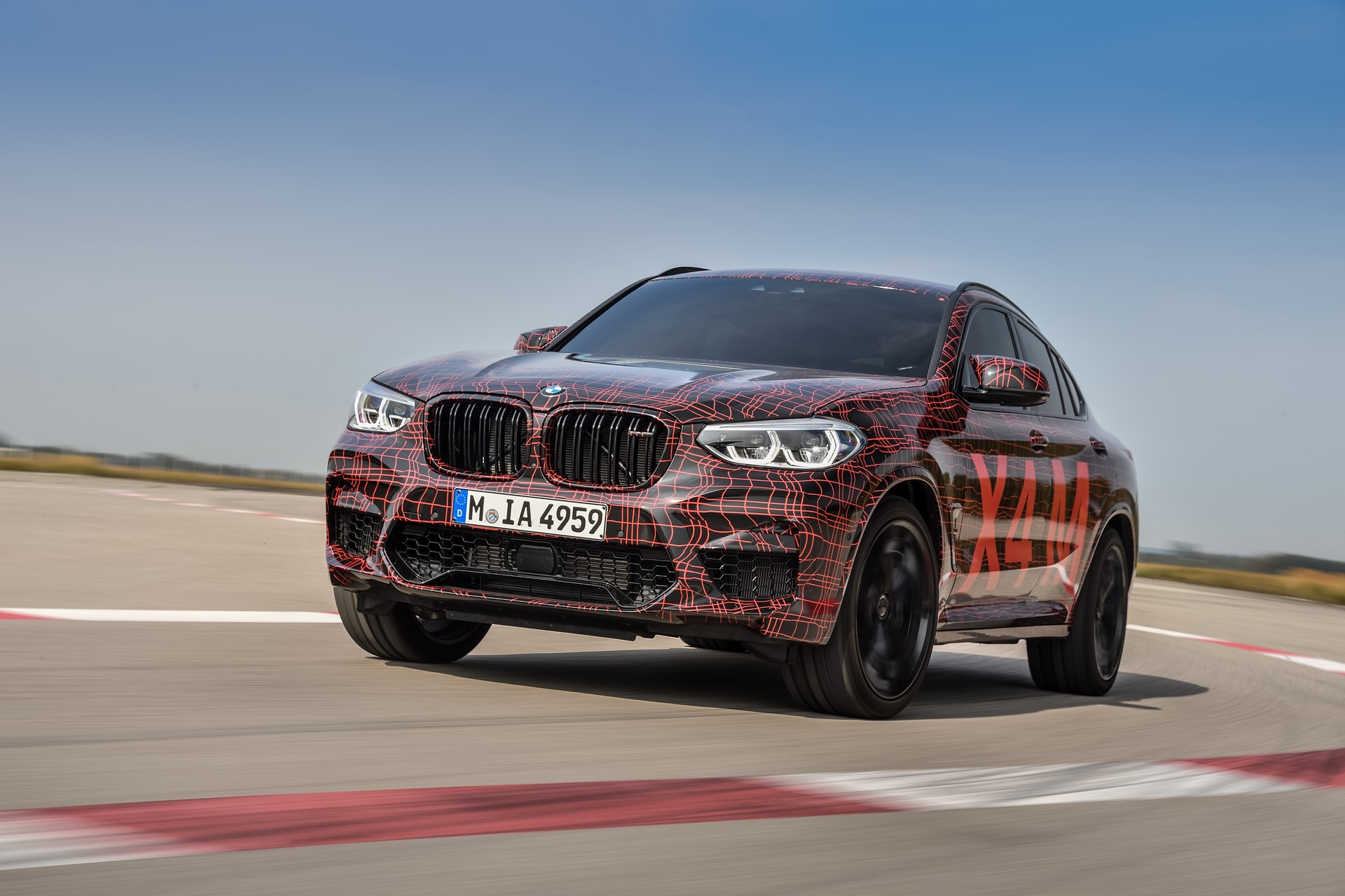 BMW X3 M and BMW X4 M at Nurburgring (22)
