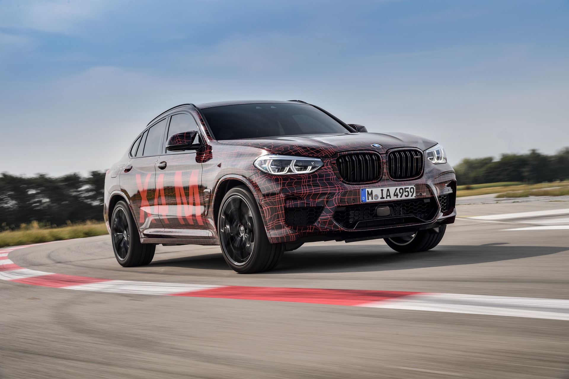 BMW X3 M and BMW X4 M at Nurburgring (23)