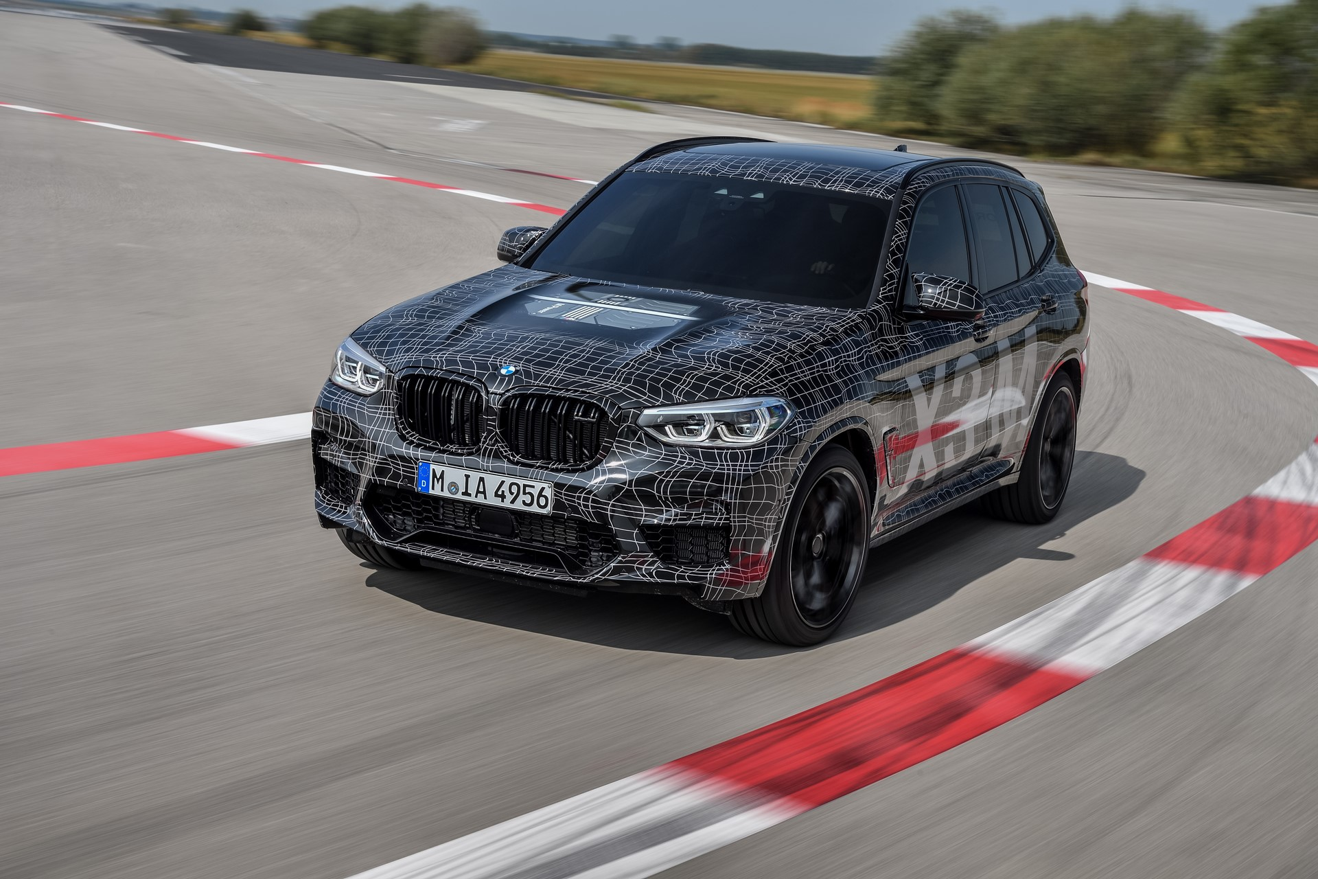 BMW X3 M and BMW X4 M at Nurburgring (7)