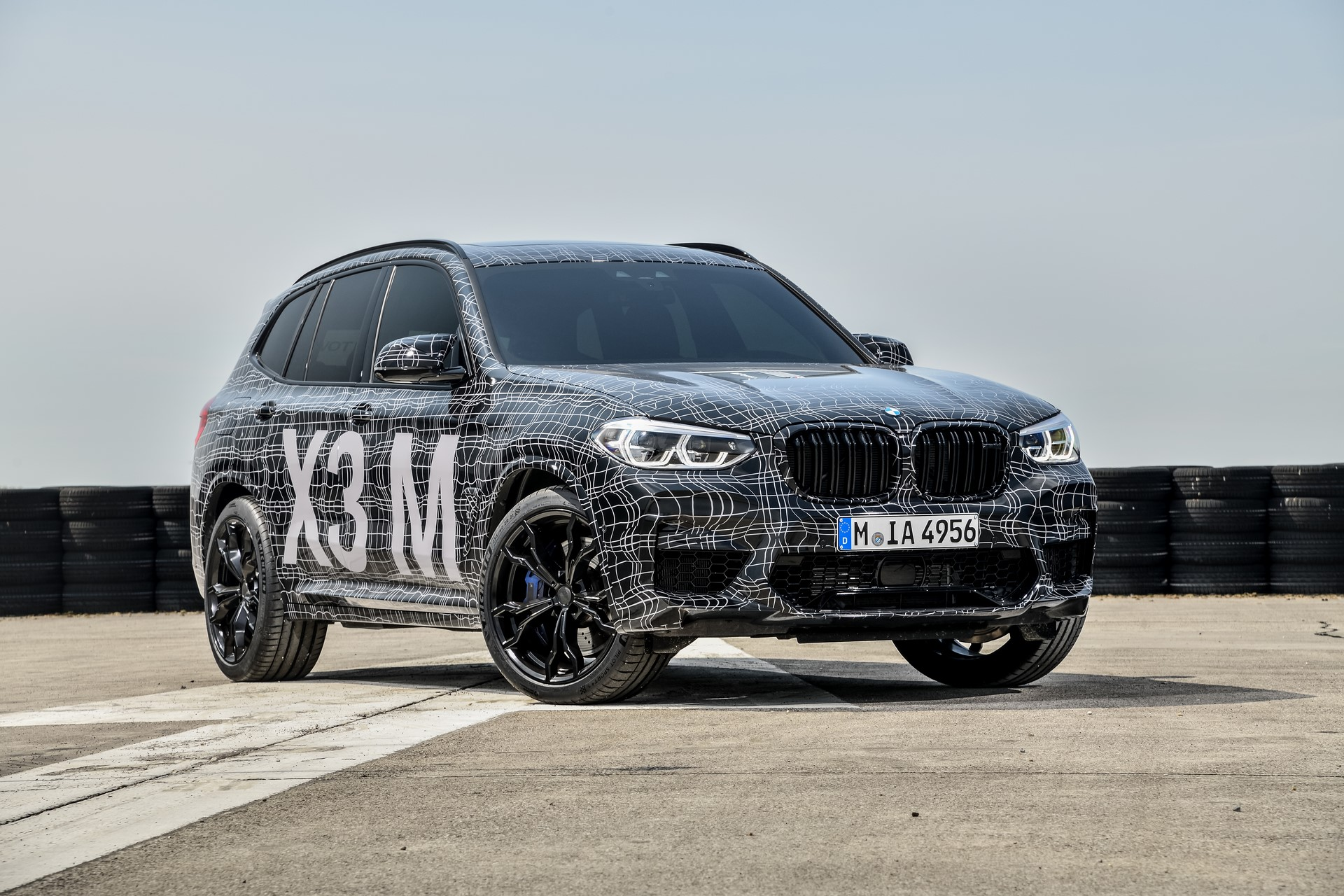 BMW X3 M and BMW X4 M at Nurburgring (8)