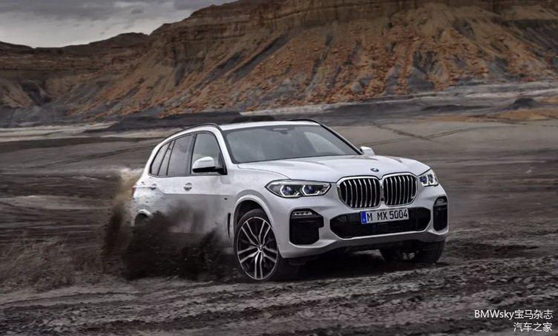 BMW X5 2019 (20)