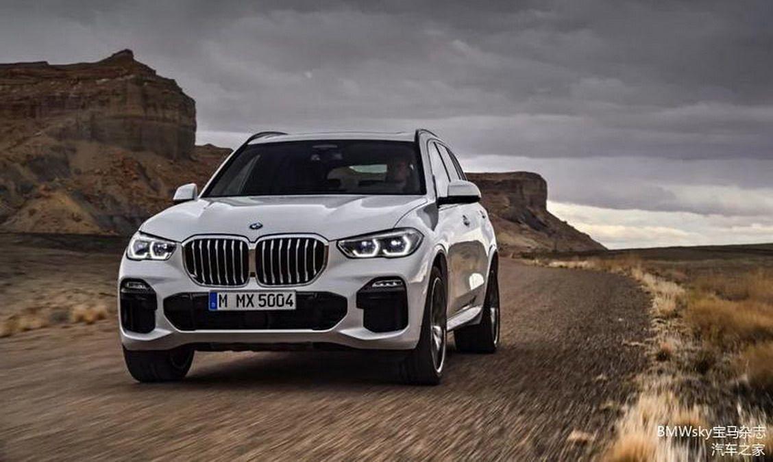 BMW X5 2019 (42)
