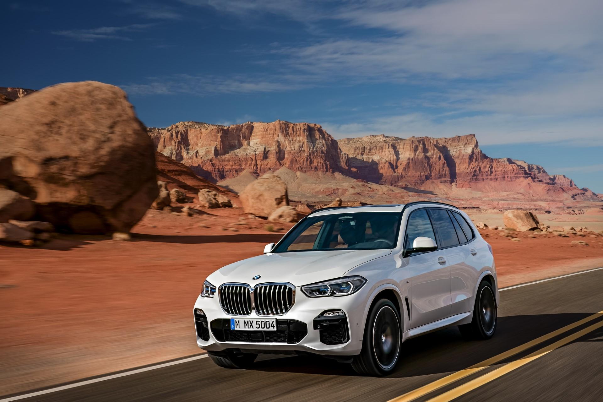 BMW X5 2019 (1)