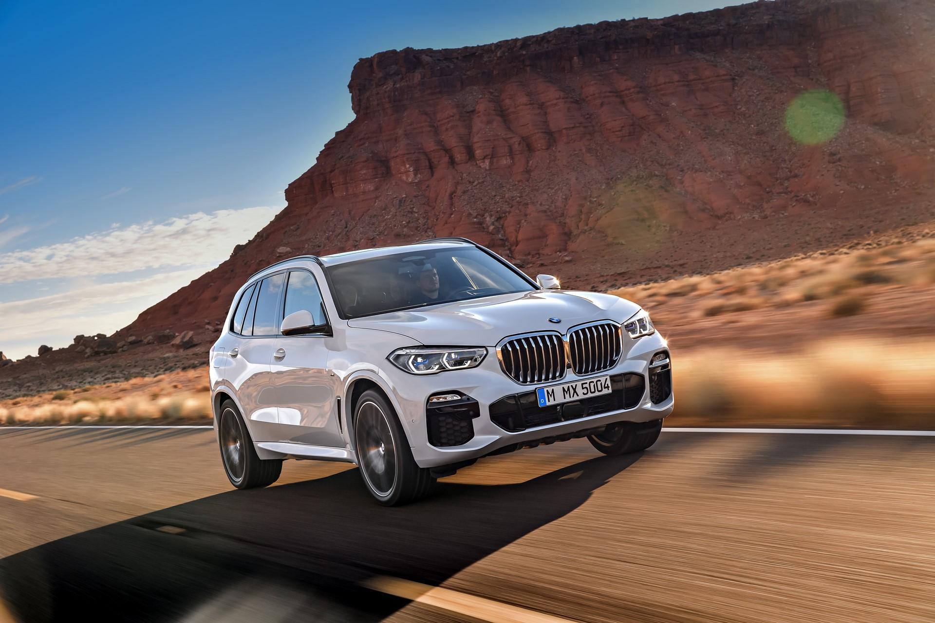 BMW X5 2019 (2)