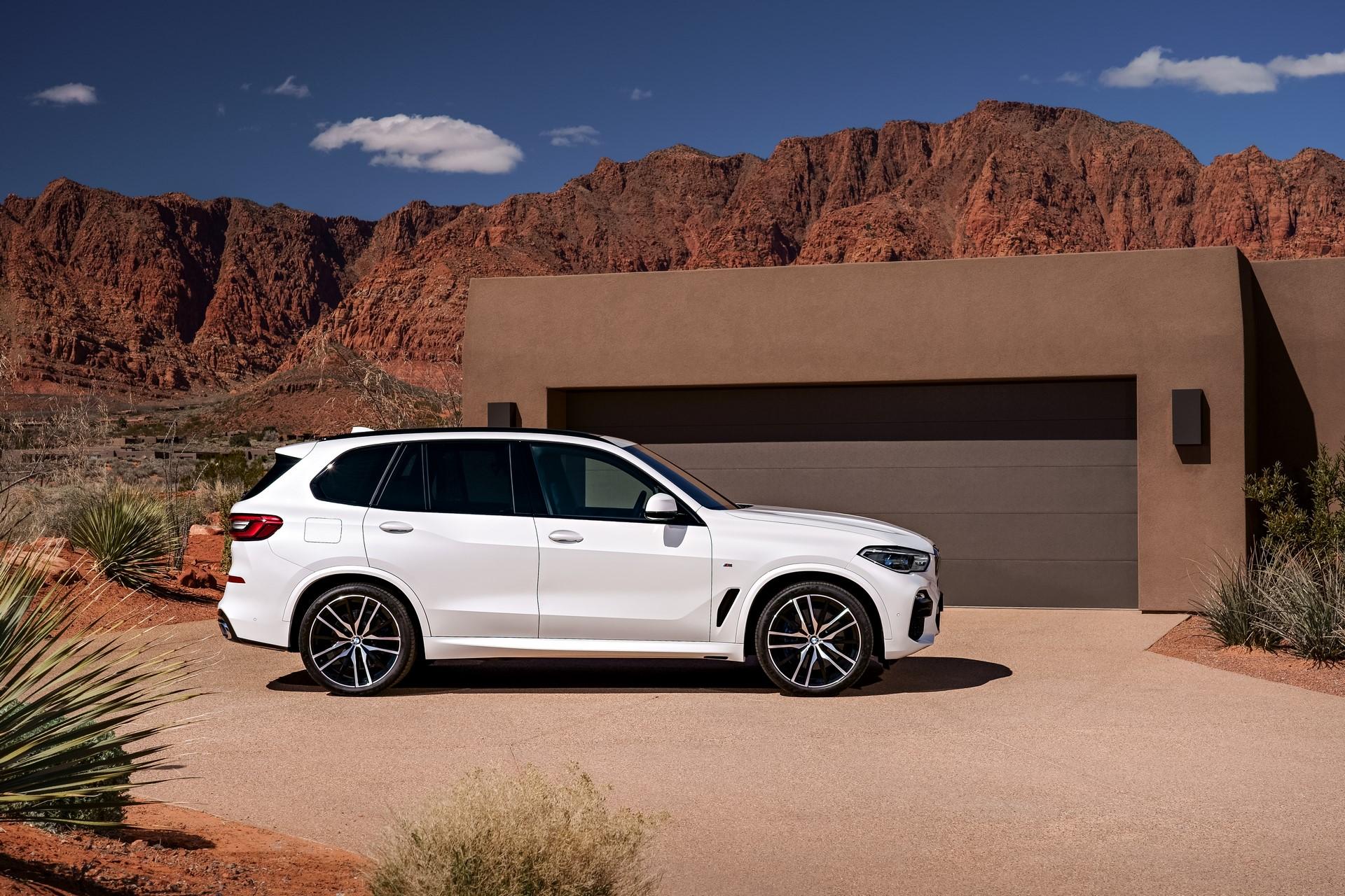 BMW X5 2019 (24)