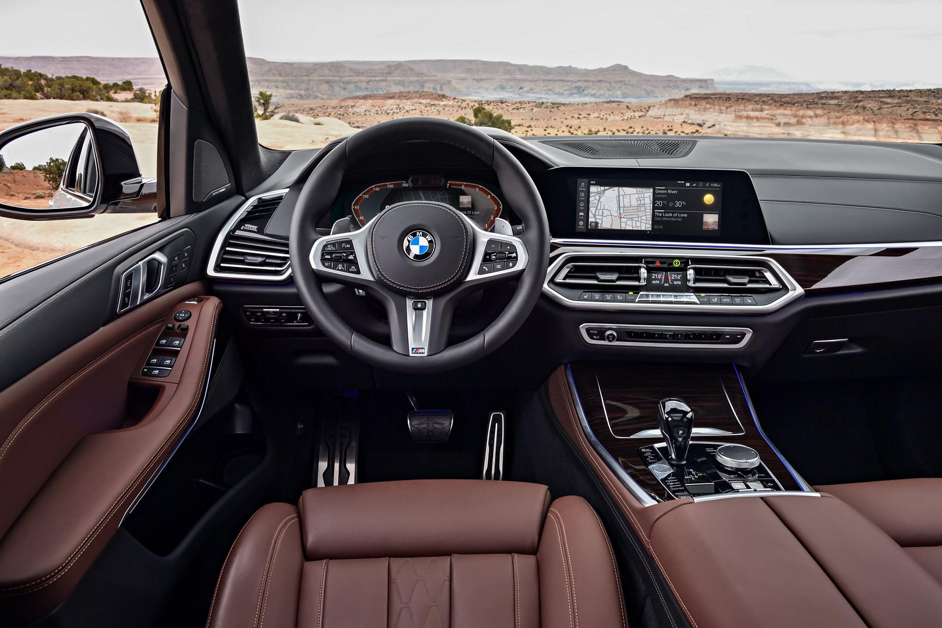 BMW X5 2019 (35)