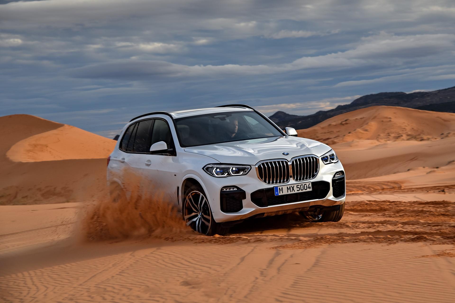 BMW X5 2019 (4)