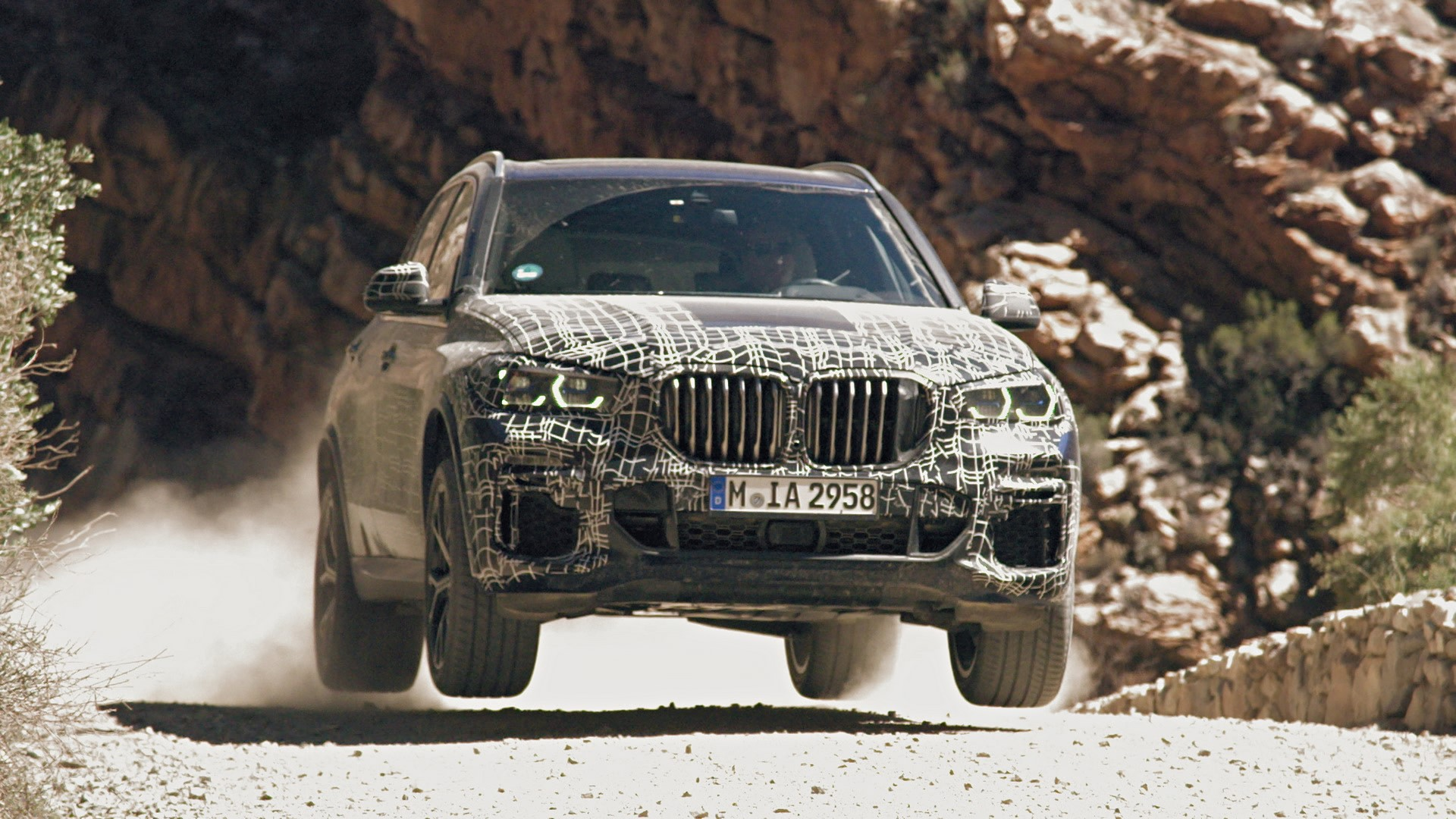 BMW X5 209 spy photos (1)