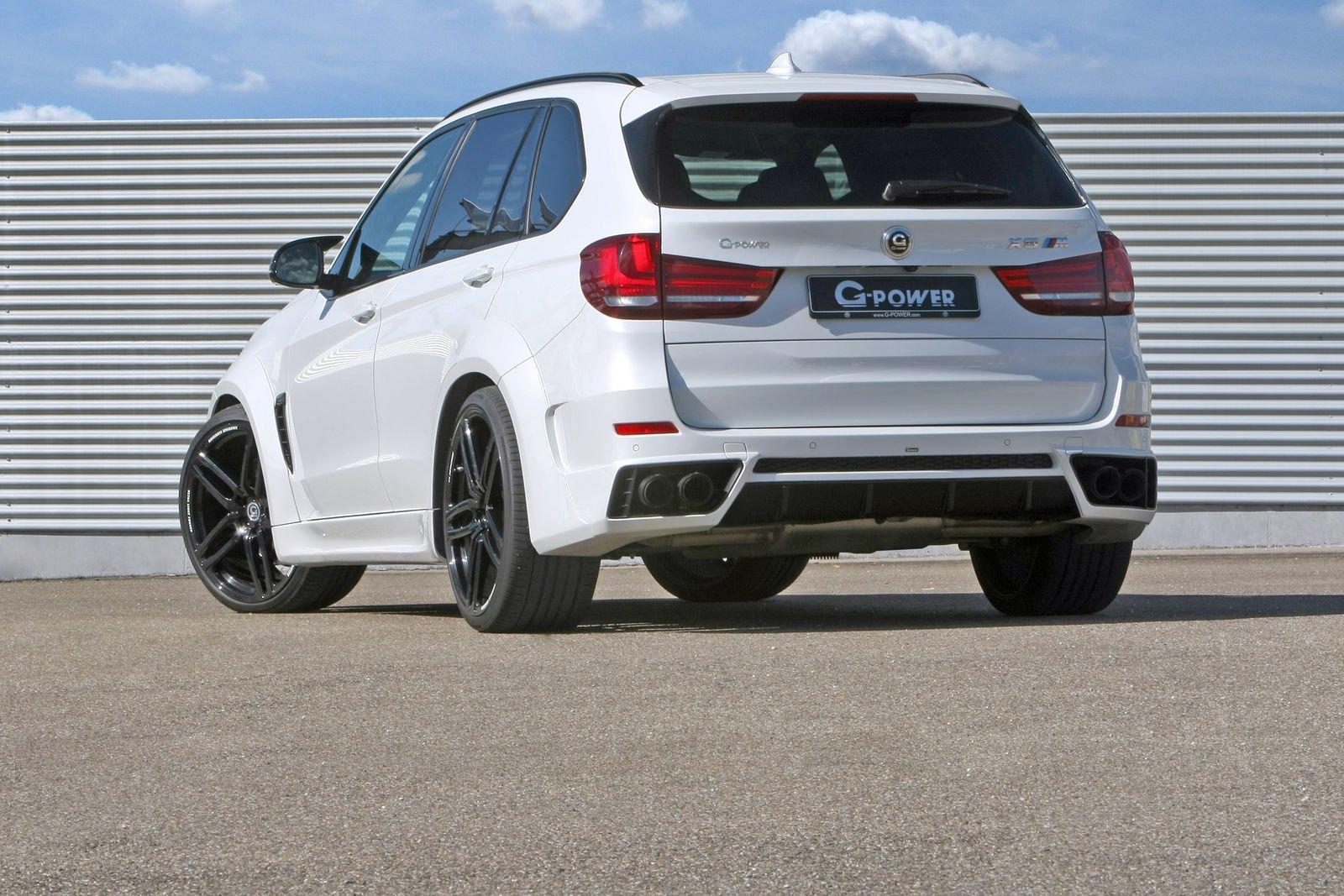 BMW X5 Typhoon by G-Power (4)