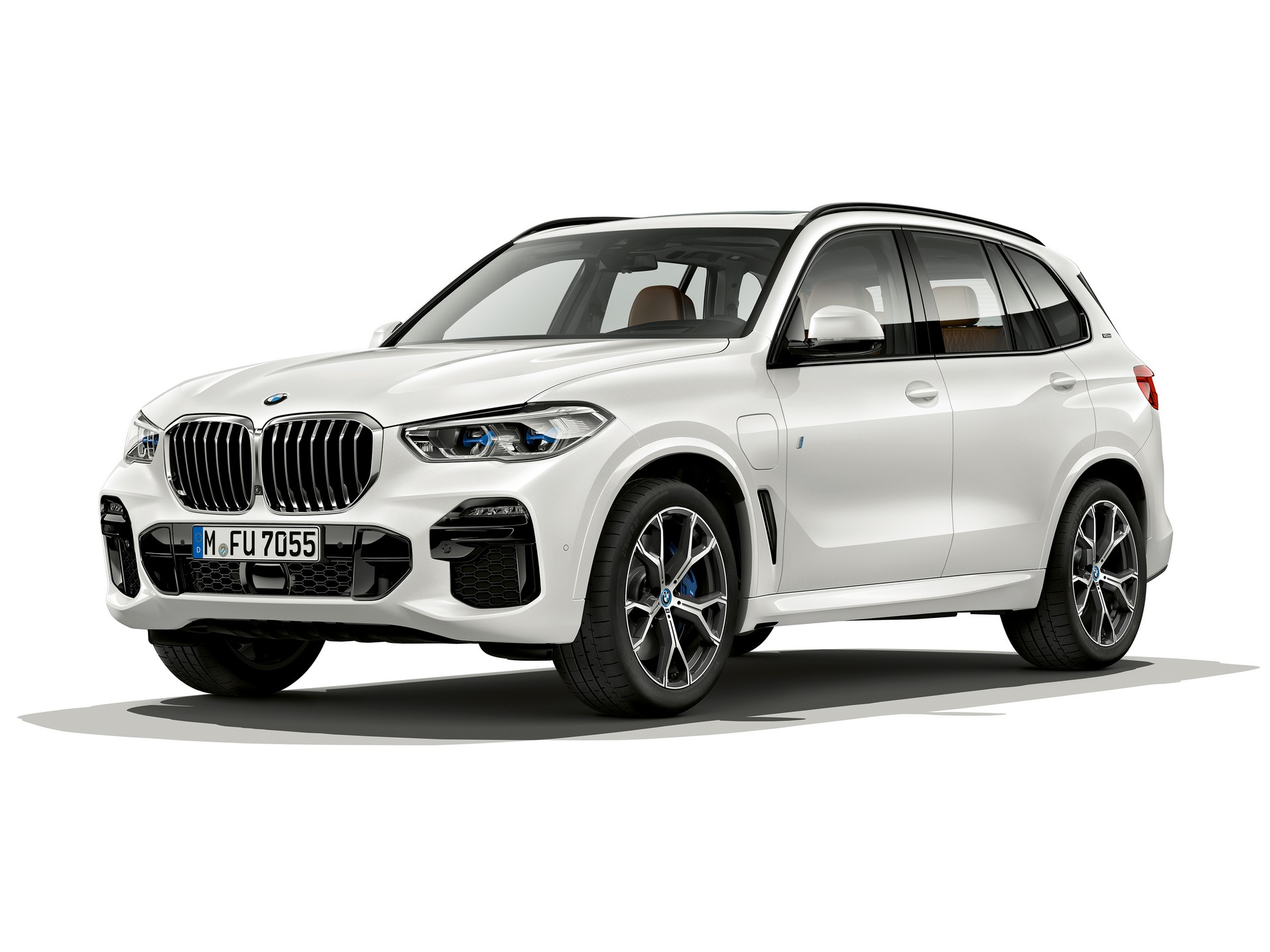 BMW X5 xDrive45e iPerformance (1)