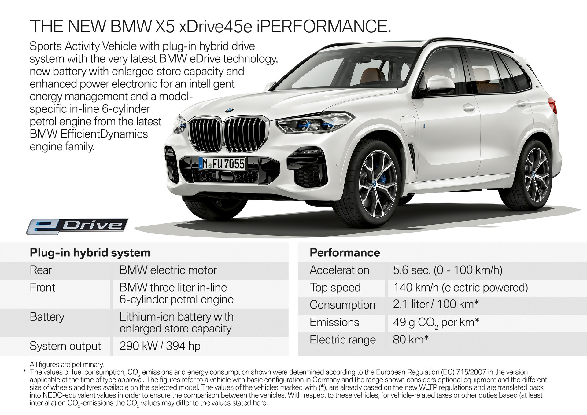 BMW X5 xDrive45e iPerformance (15)