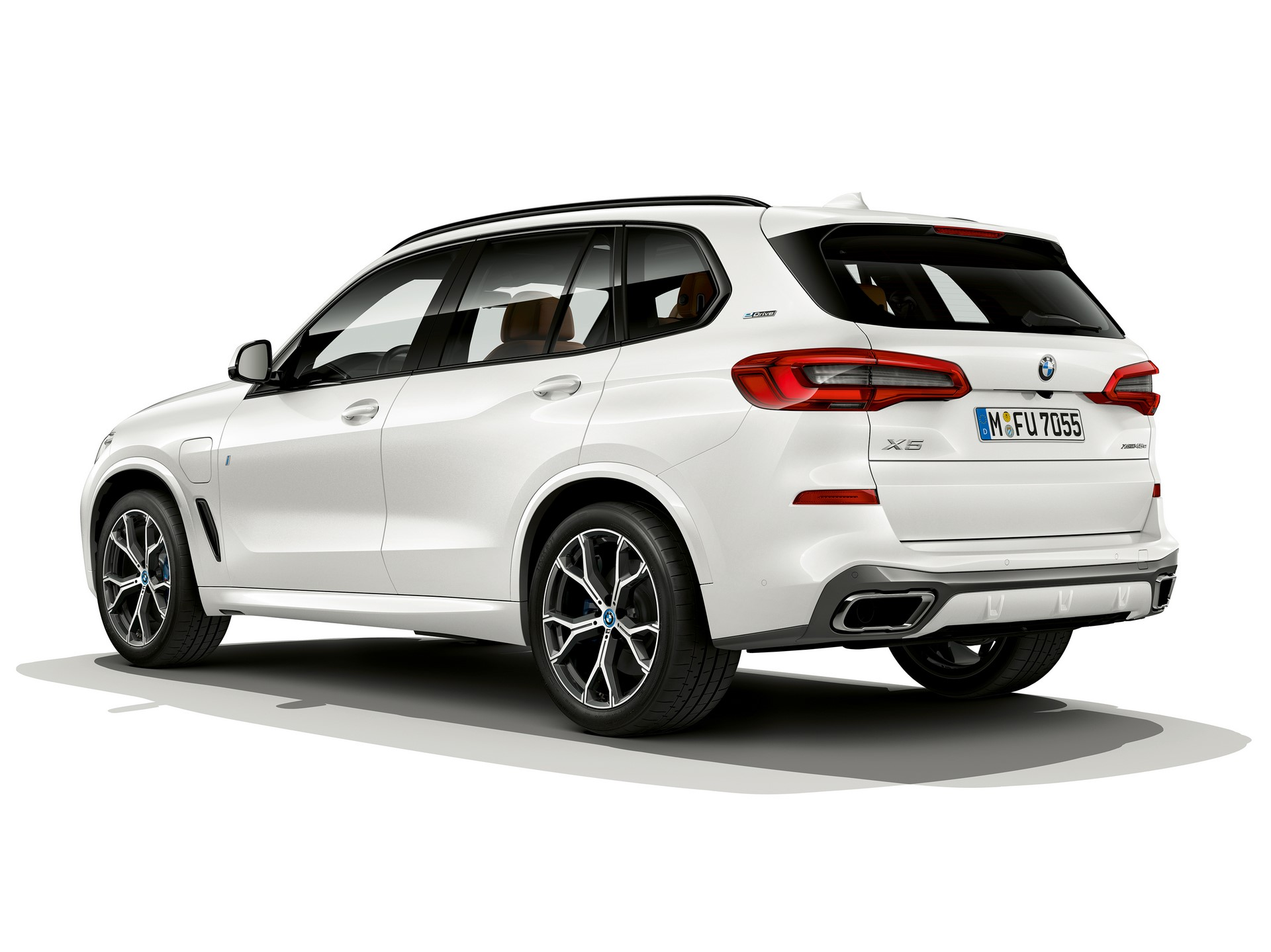 BMW X5 xDrive45e iPerformance (3)