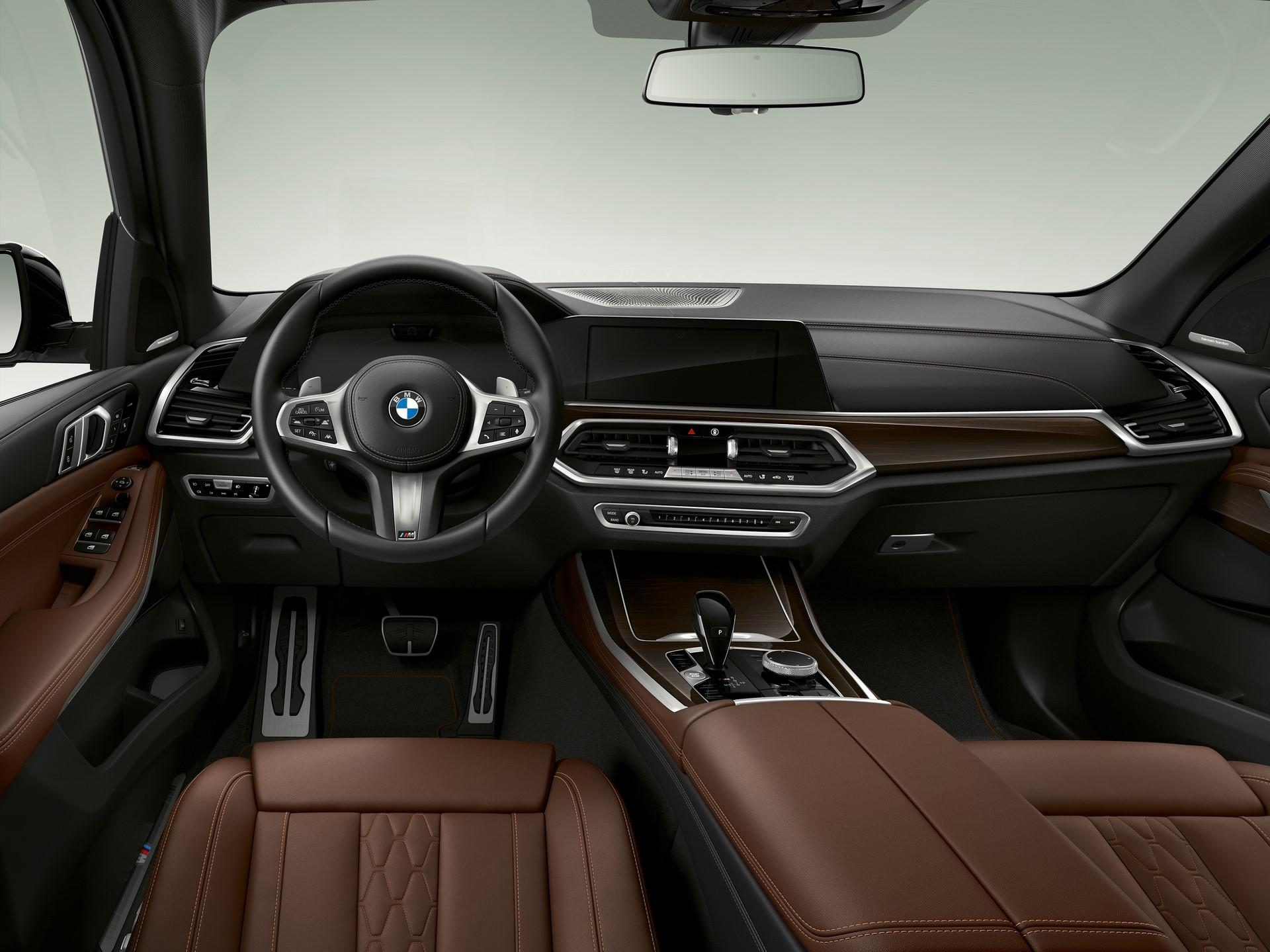 BMW X5 xDrive45e iPerformance (5)
