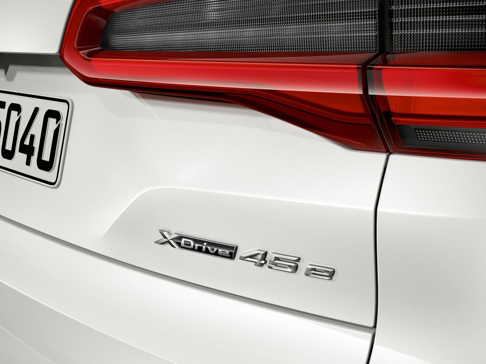 BMW X5 xDrive45e iPerformance (8)