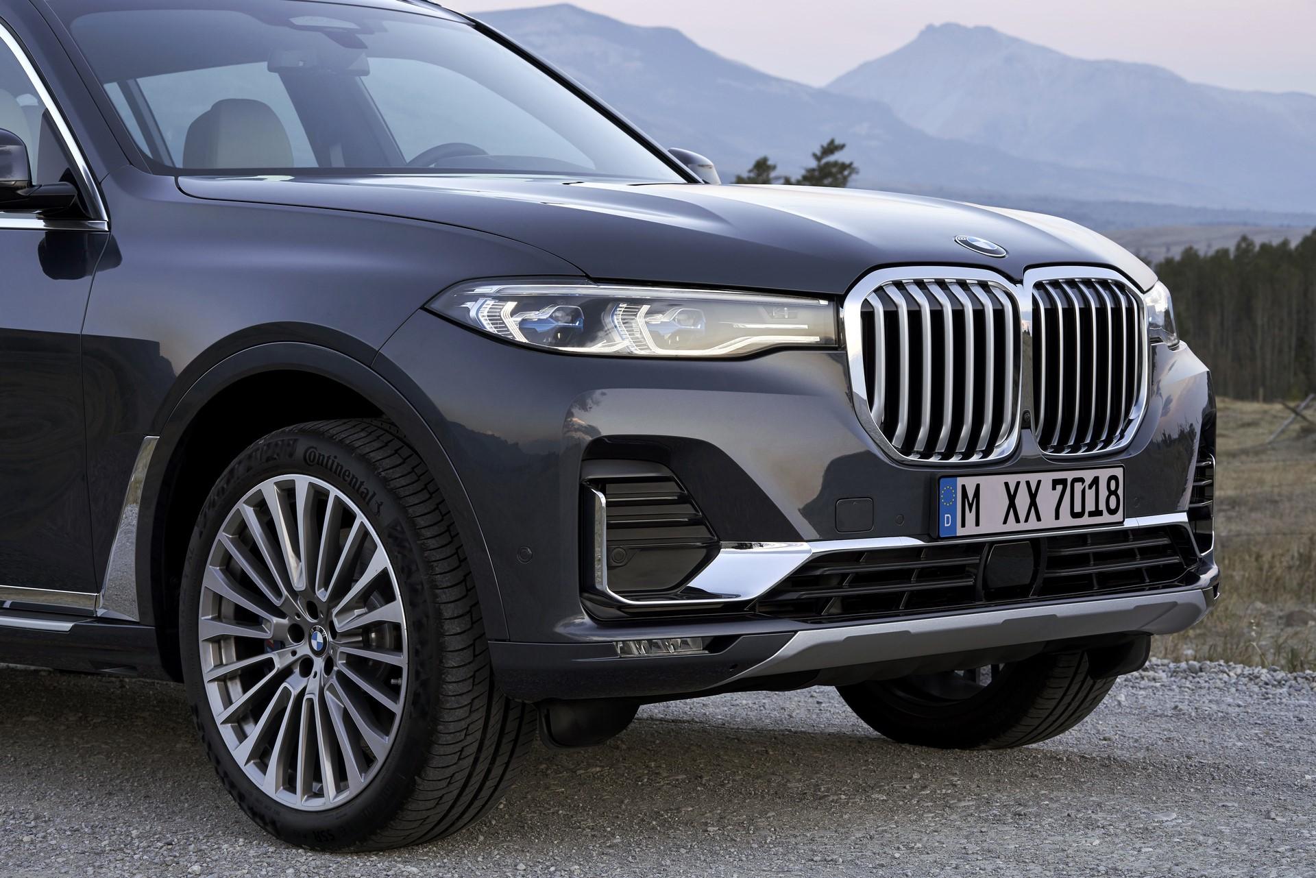 BMW X7 2019 (11)