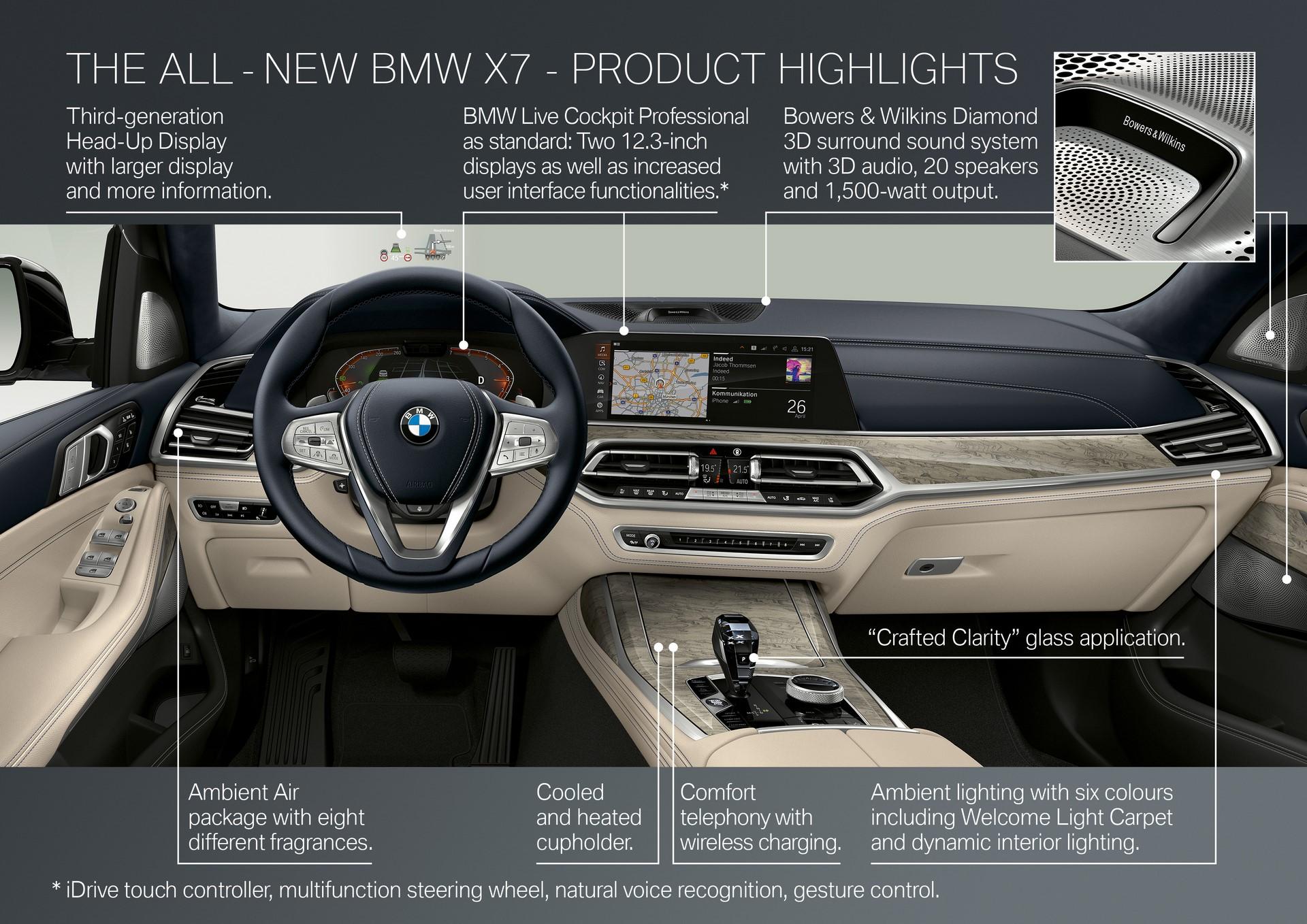 BMW X7 2019 (40)