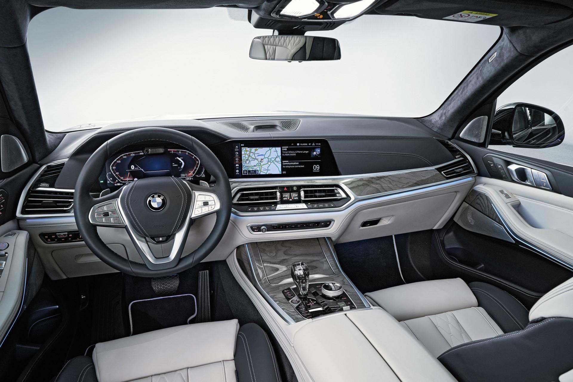 BMW X7 2019 (67)