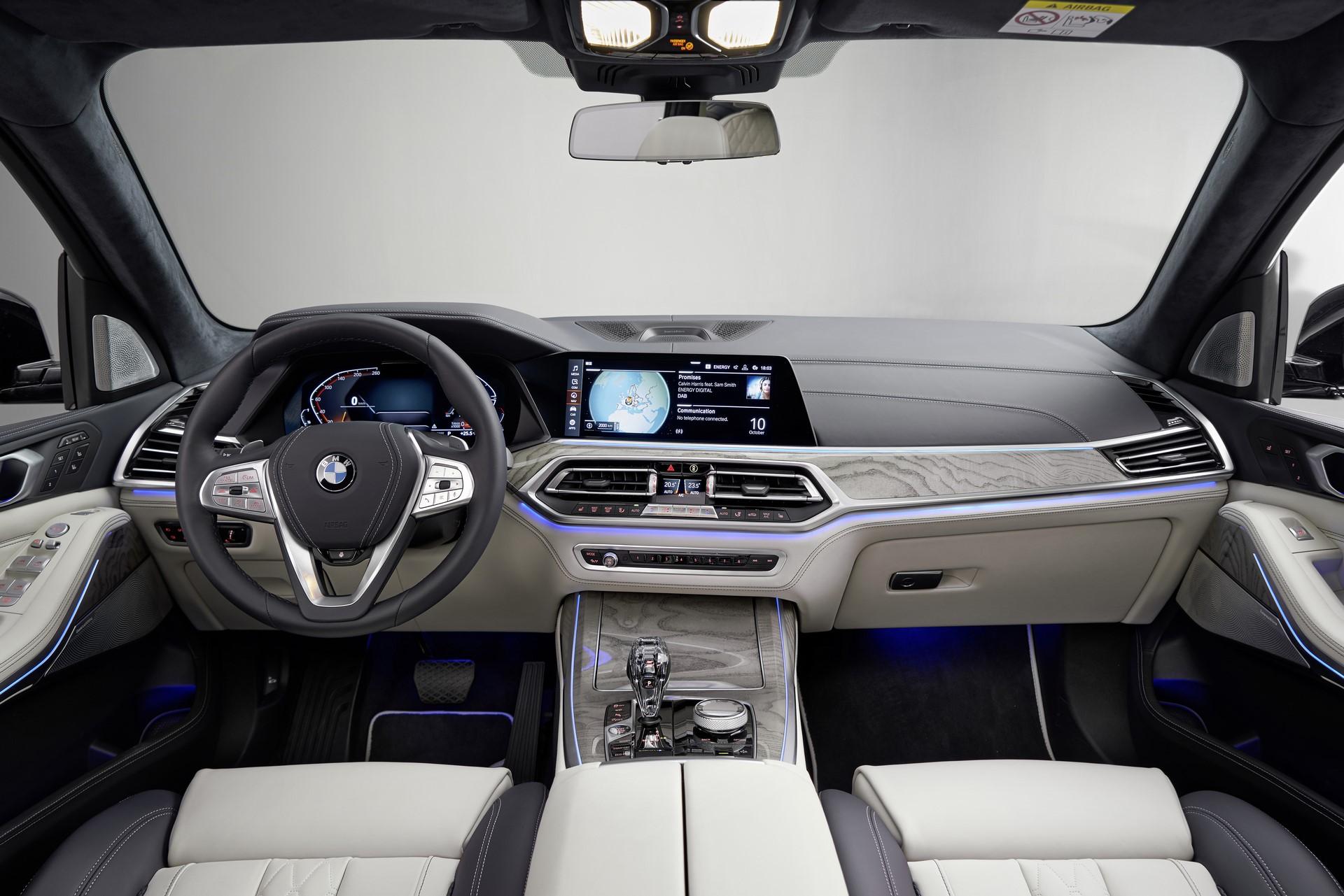BMW X7 2019 (78)