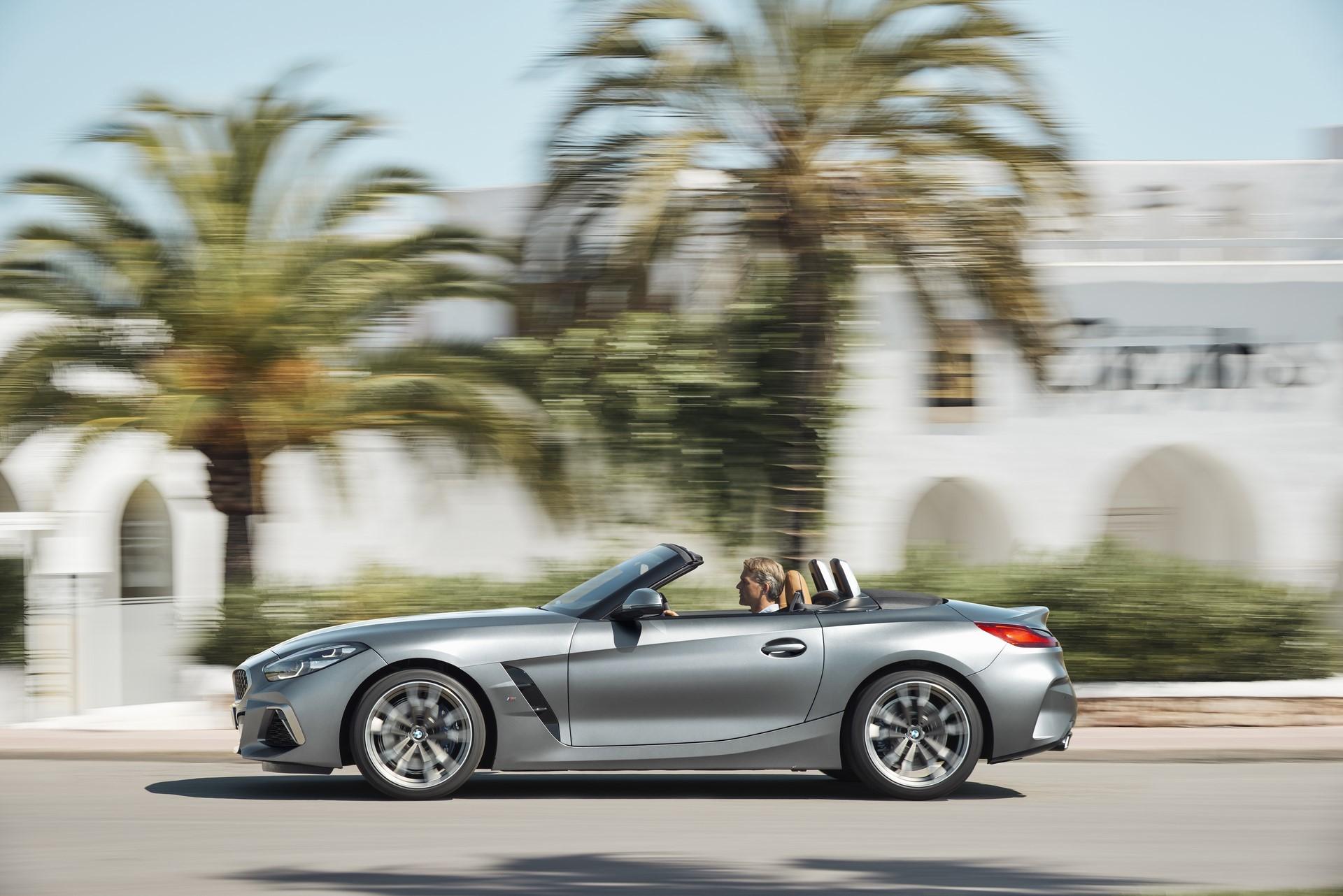 BMW Z4 2019 (12)