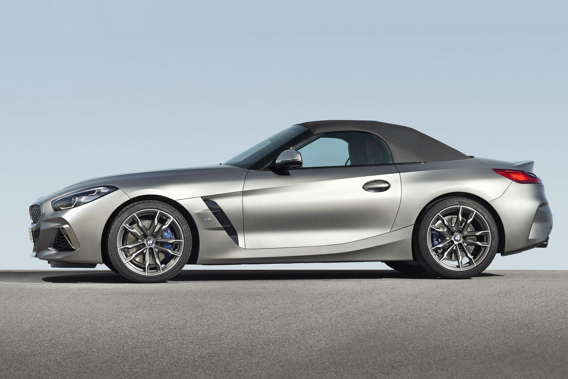BMW Z4 2019 (22)