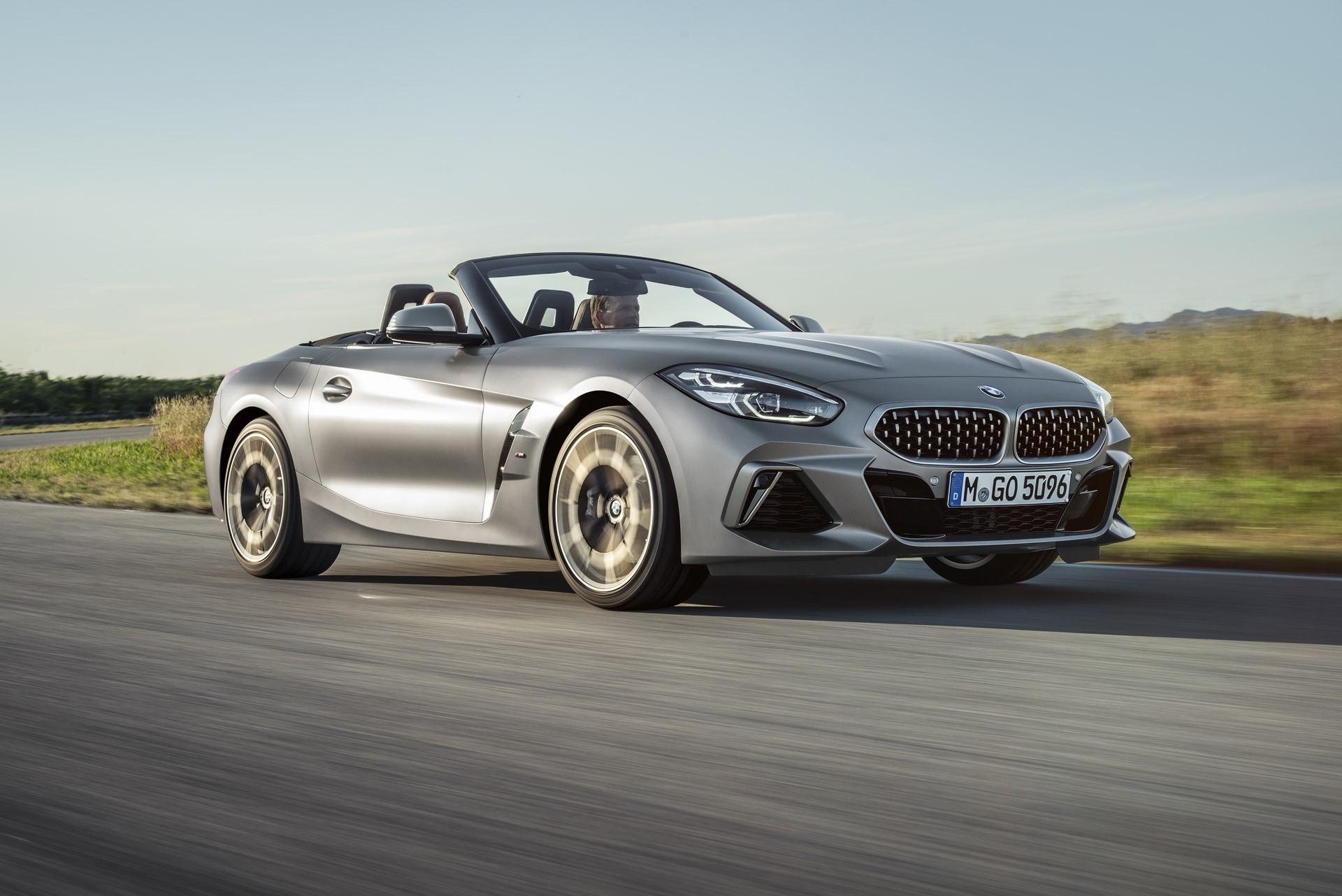 BMW Z4 2019 (3)