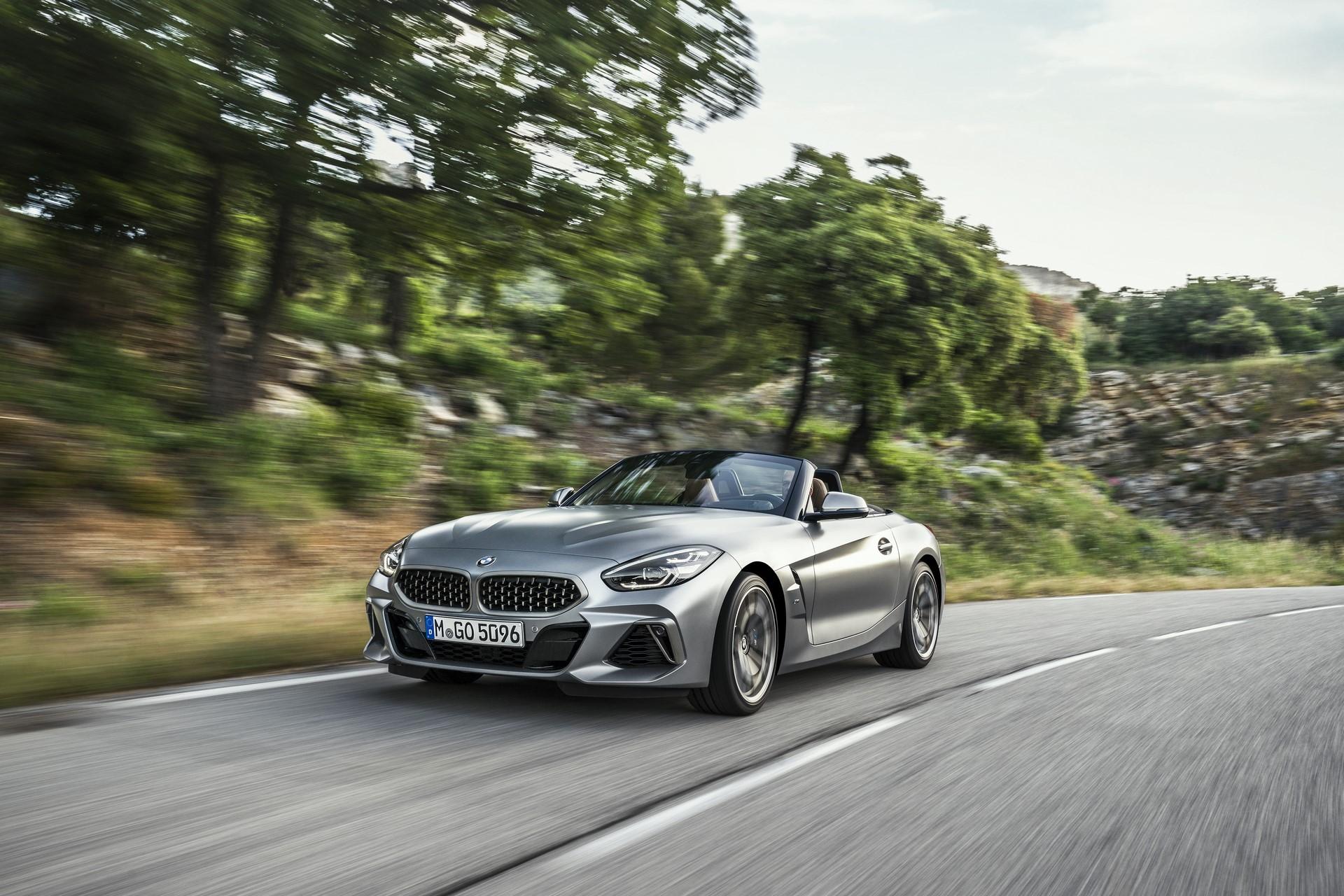 BMW Z4 2019 (37)