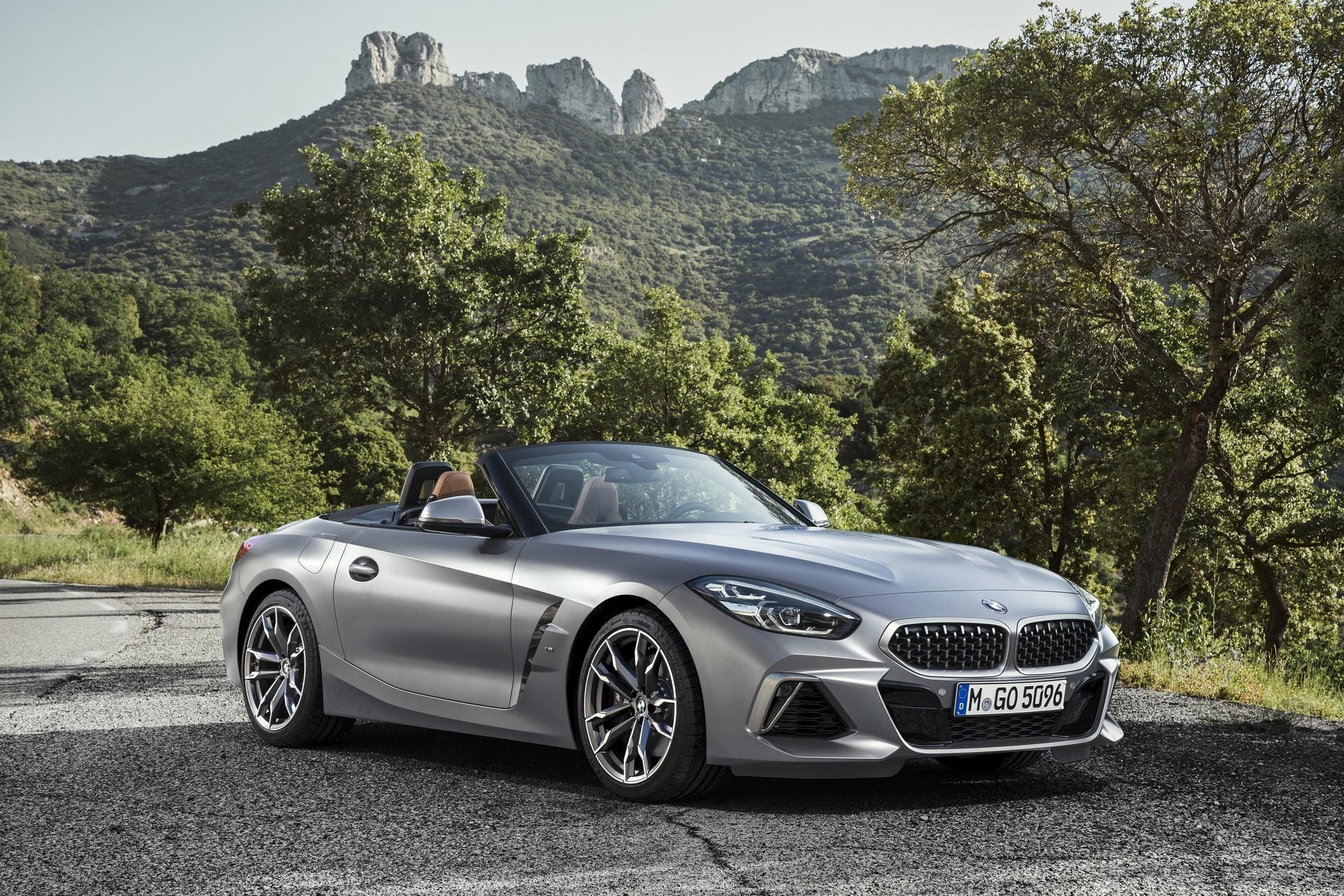 BMW Z4 2019 (45)