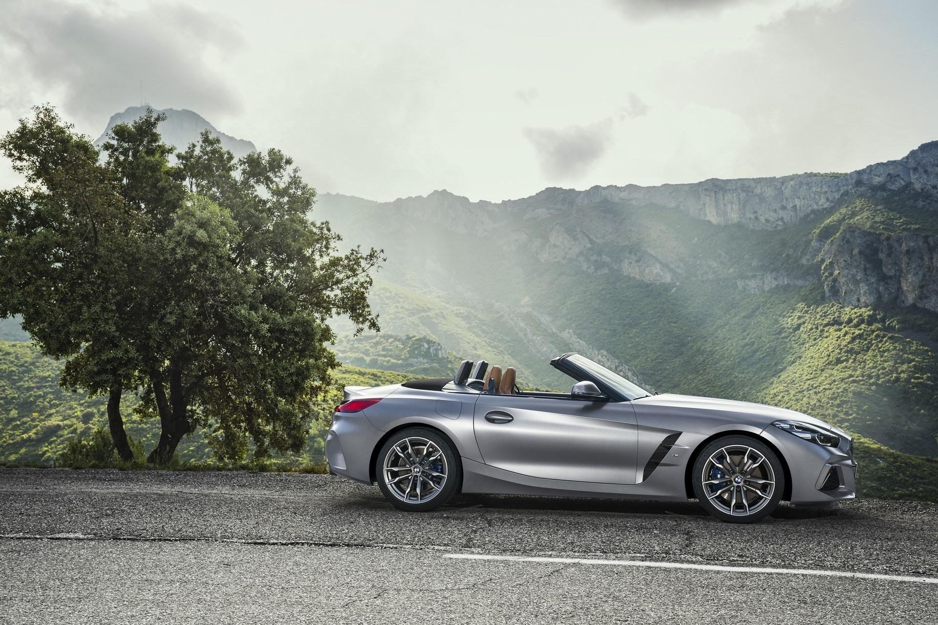 BMW Z4 2019 (46)